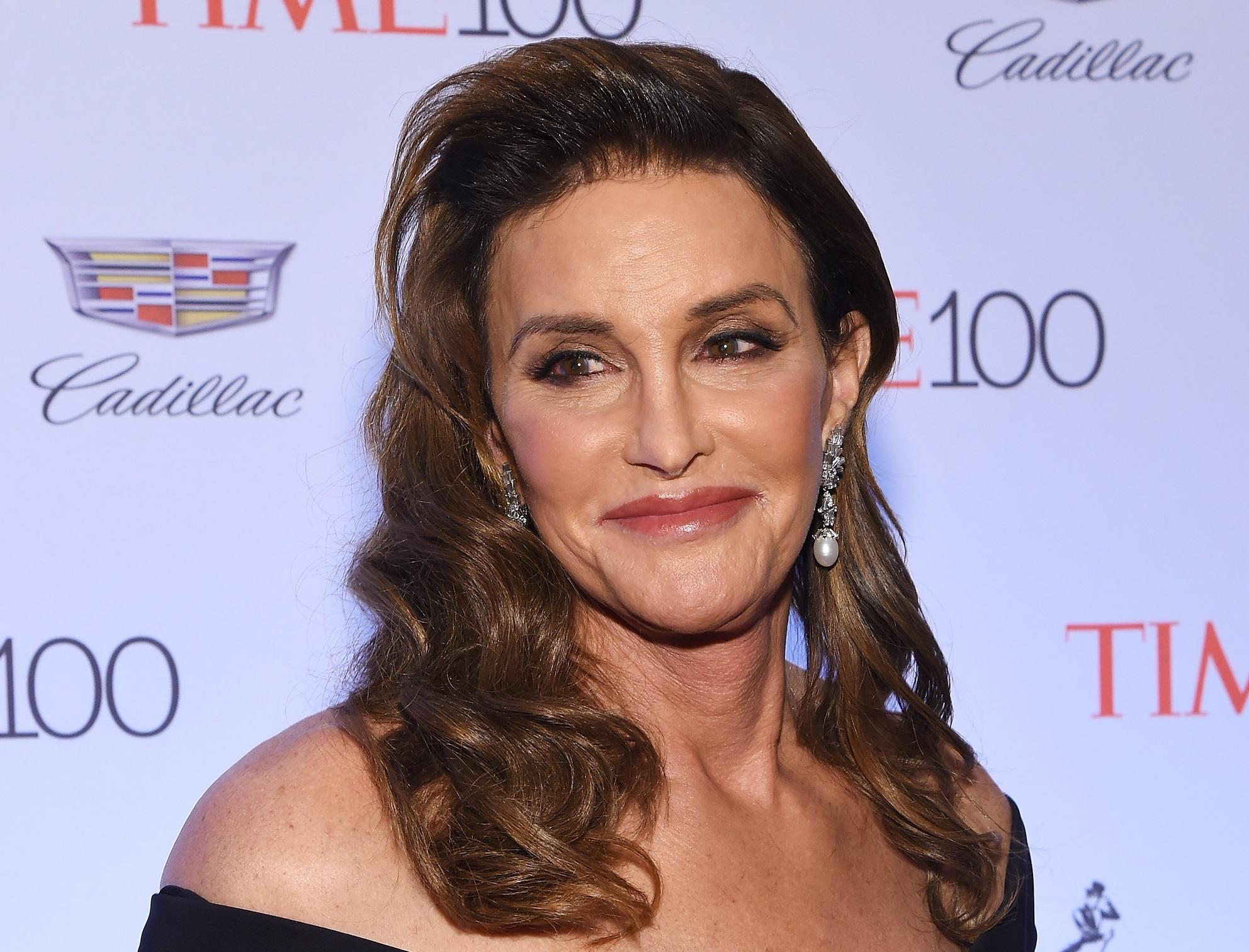 Caitlyn Jenner back to Bruce