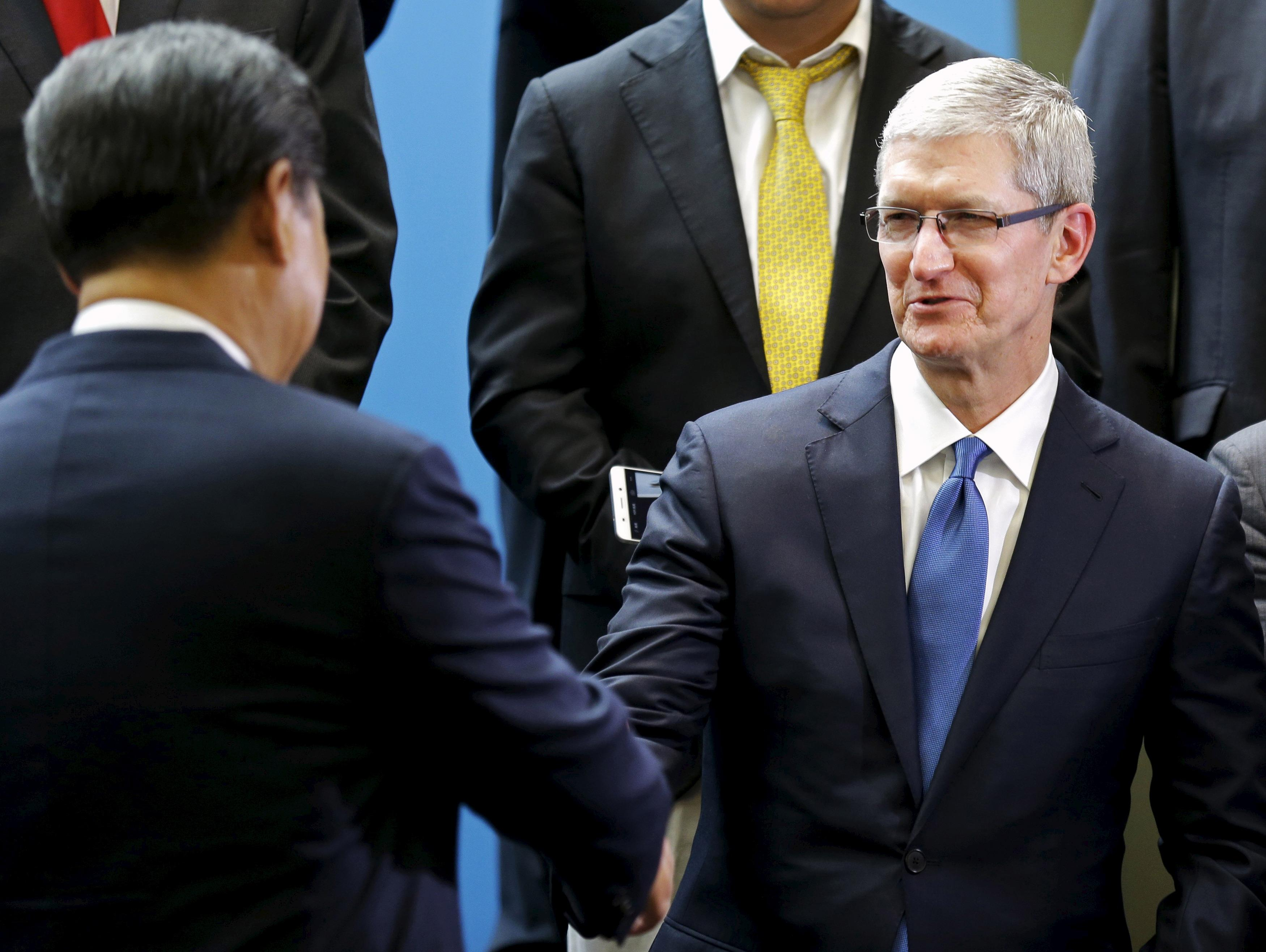 Five Reasons Apple Is Investing $1 Billion In Chinese Ride ...