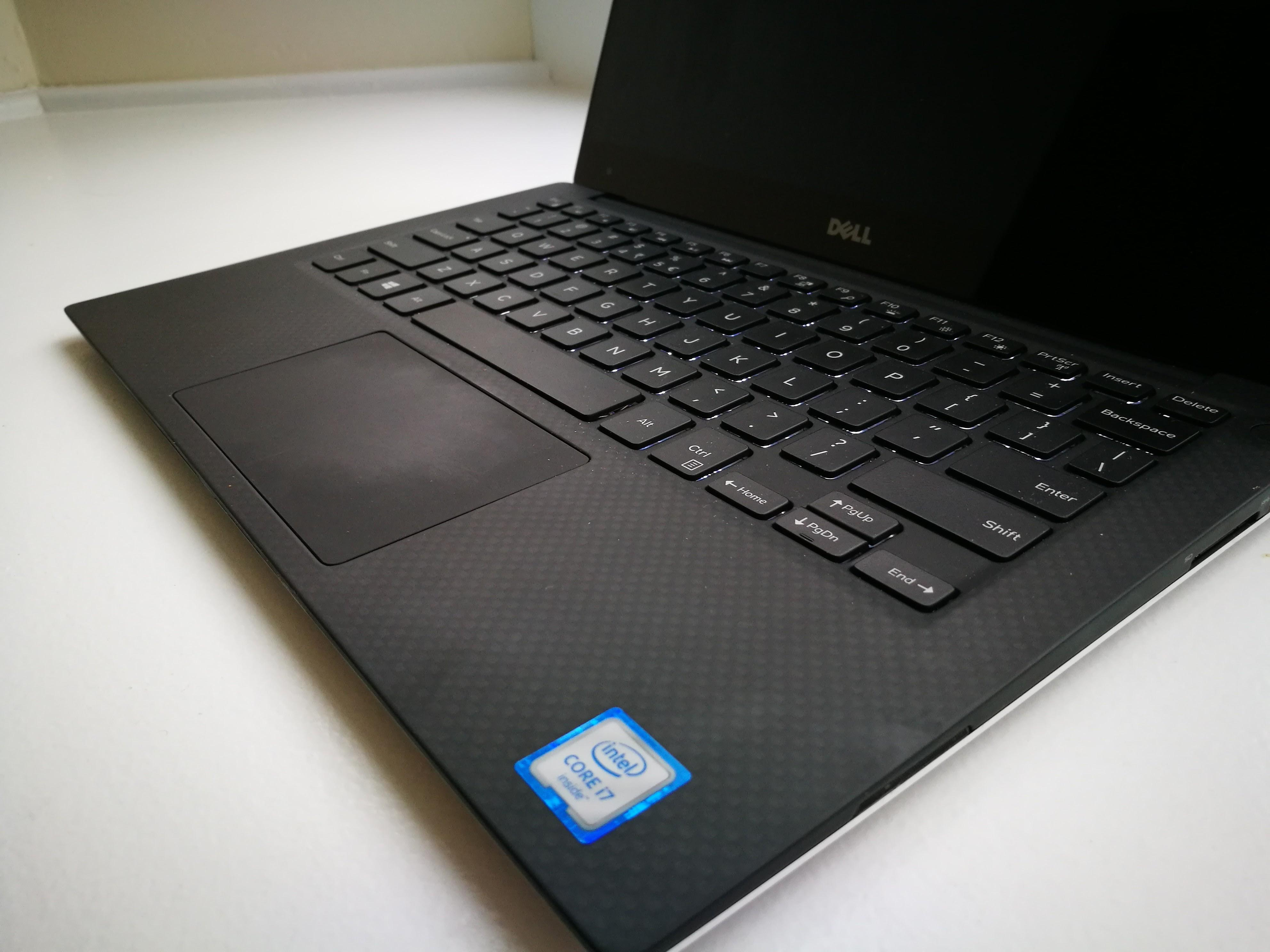 Dell XPS 13 Review - Keyboard