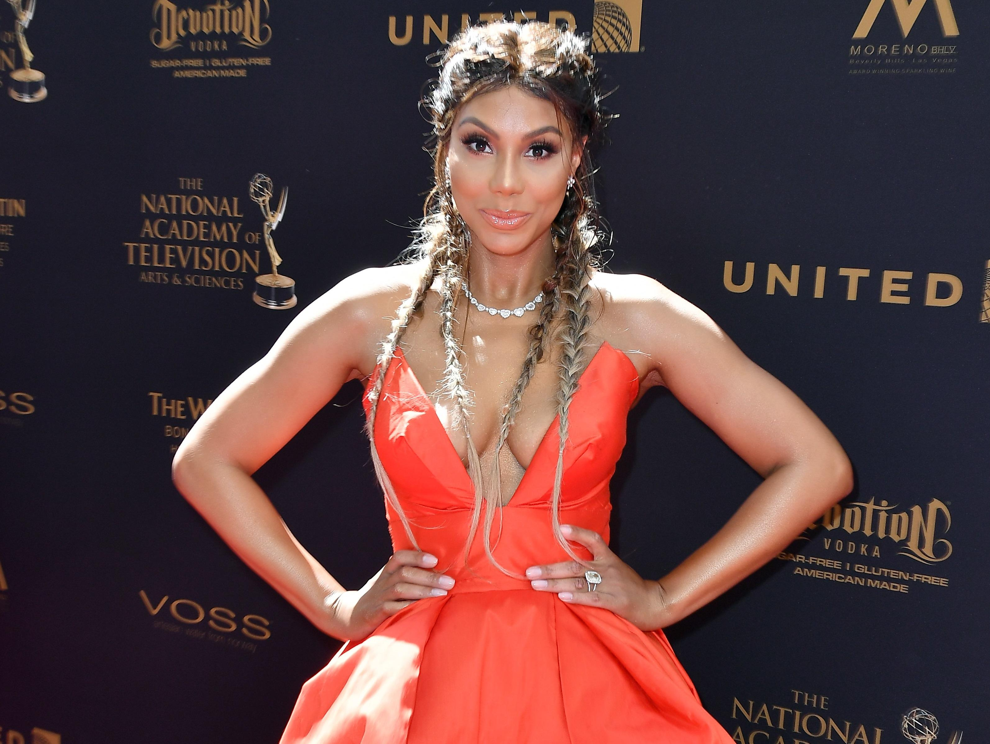 Tamar Braxton The Real fired