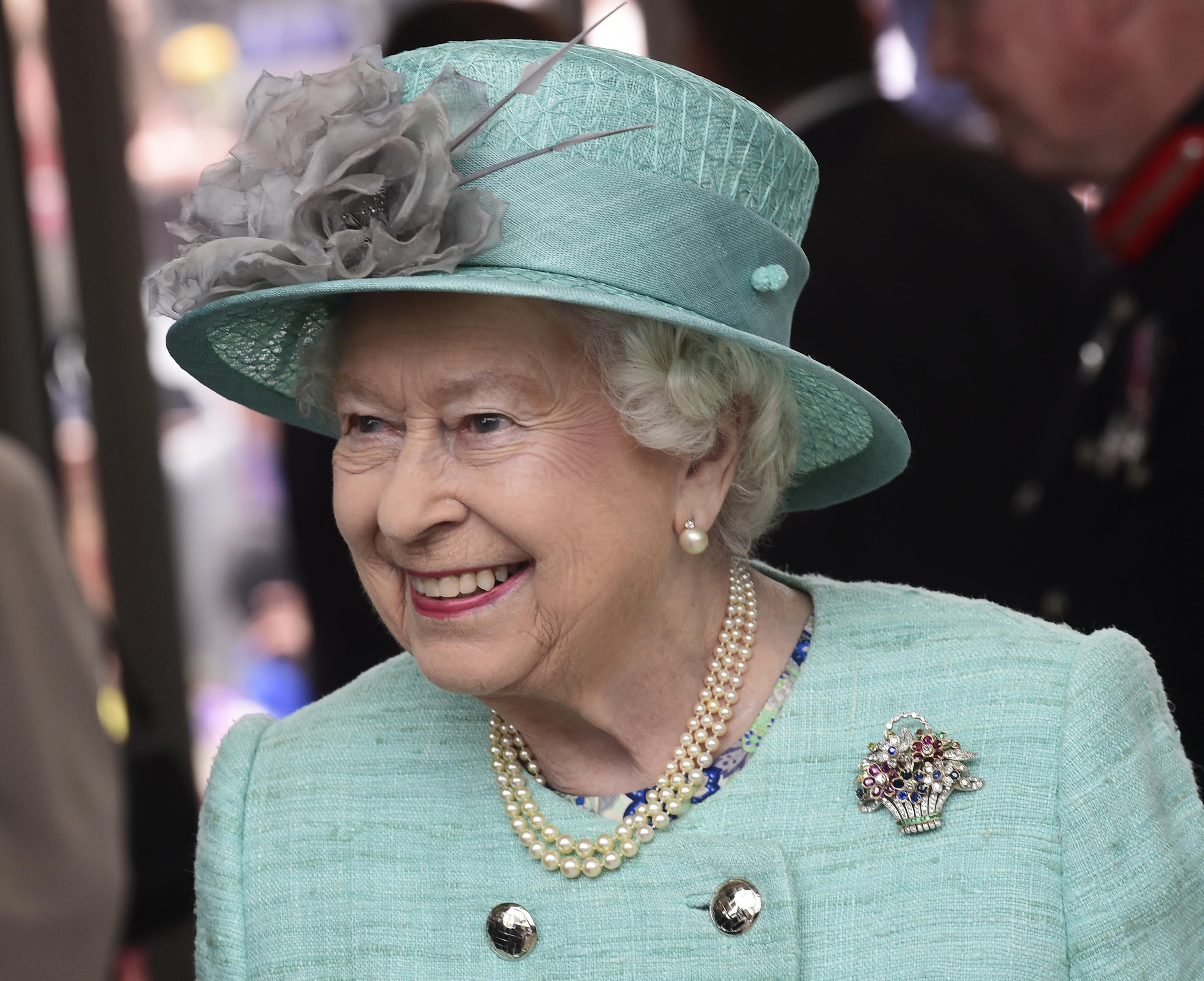 Queen Elizabeth is a great dancer and loves music