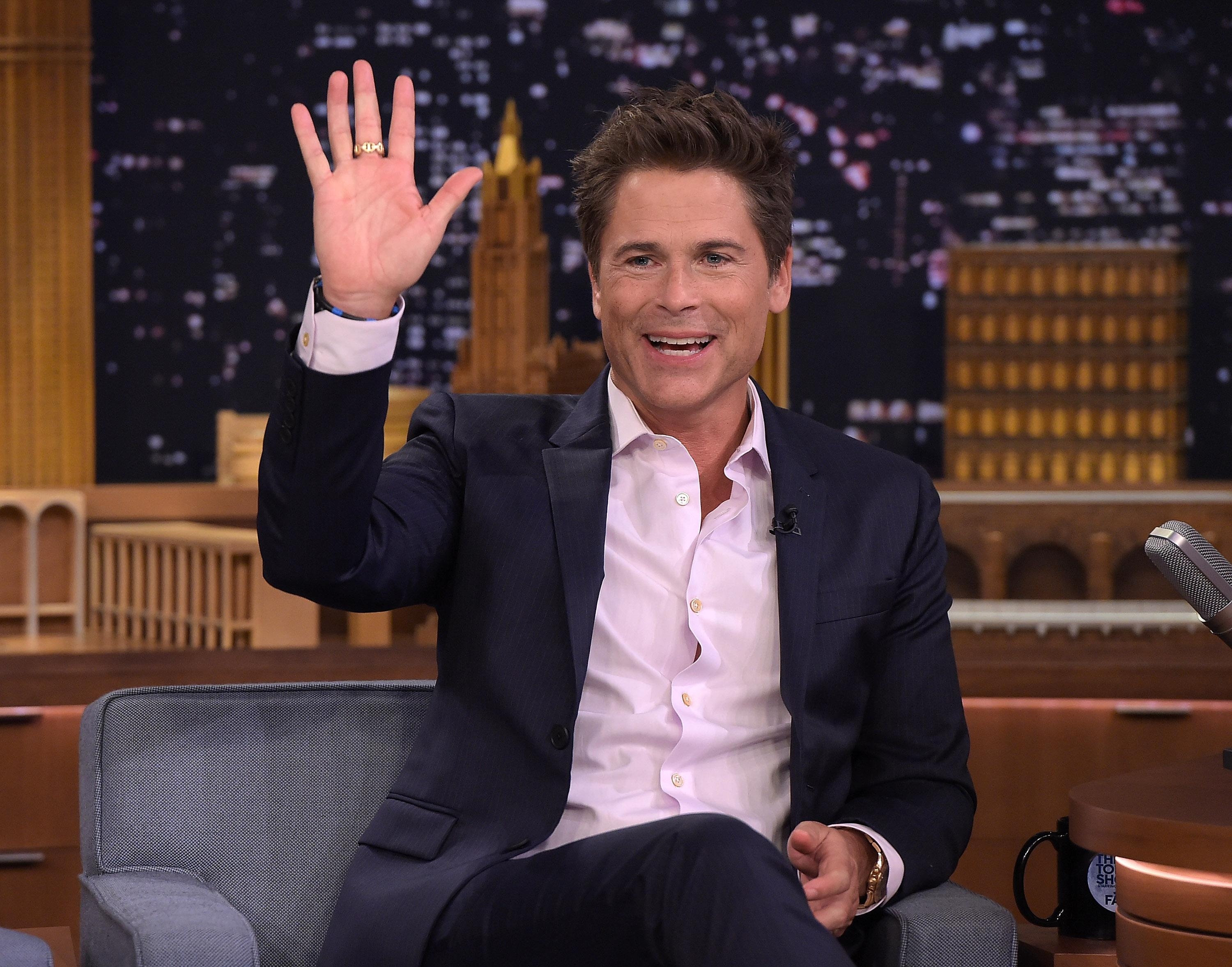 Comedy Central Rob Lowe Roast
