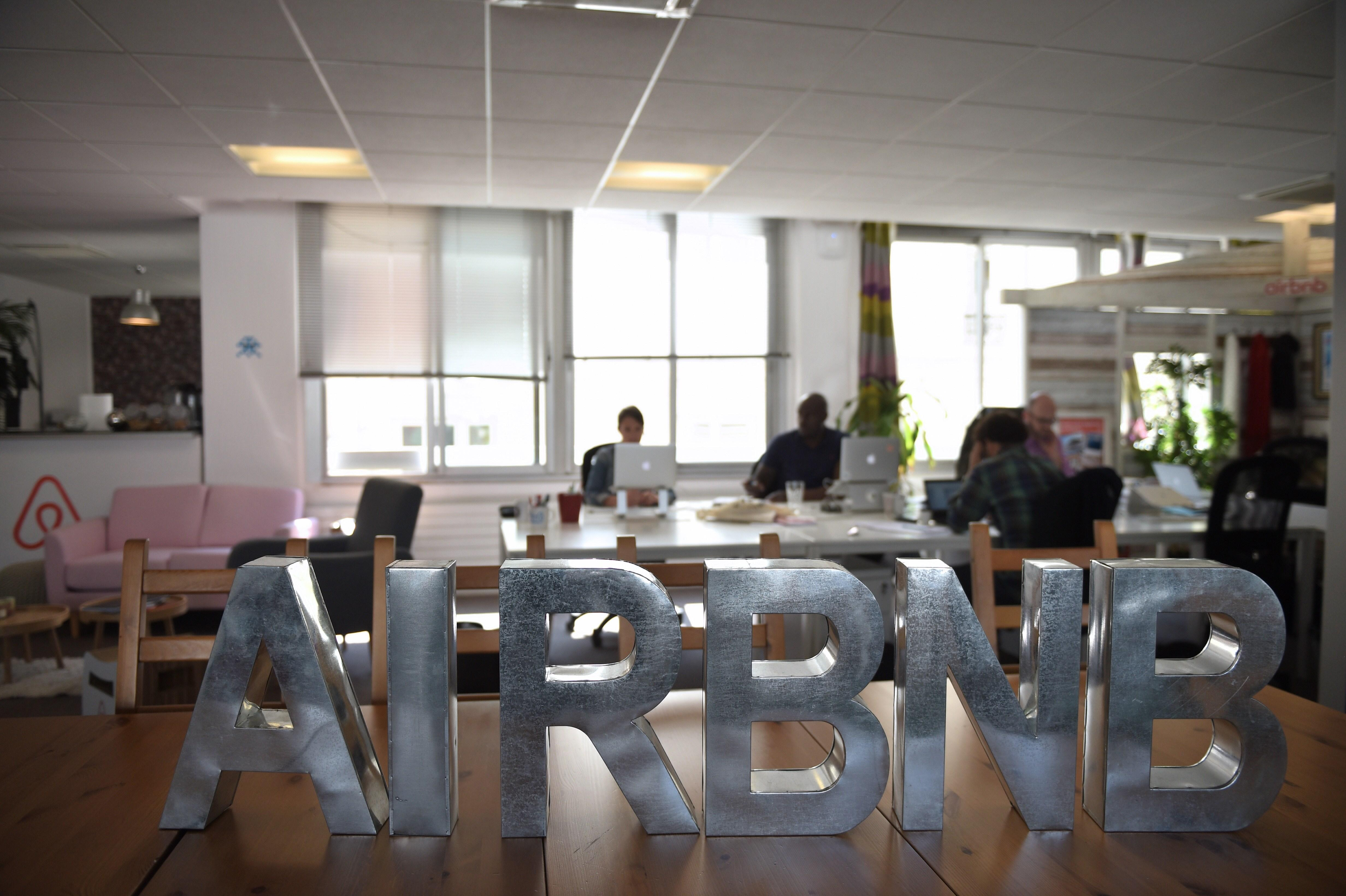 airbnb funding
