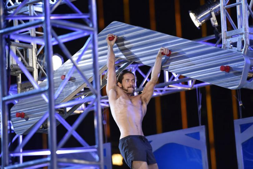 """""""American Ninja Warrior"""" 2016 Father's Day Special"""