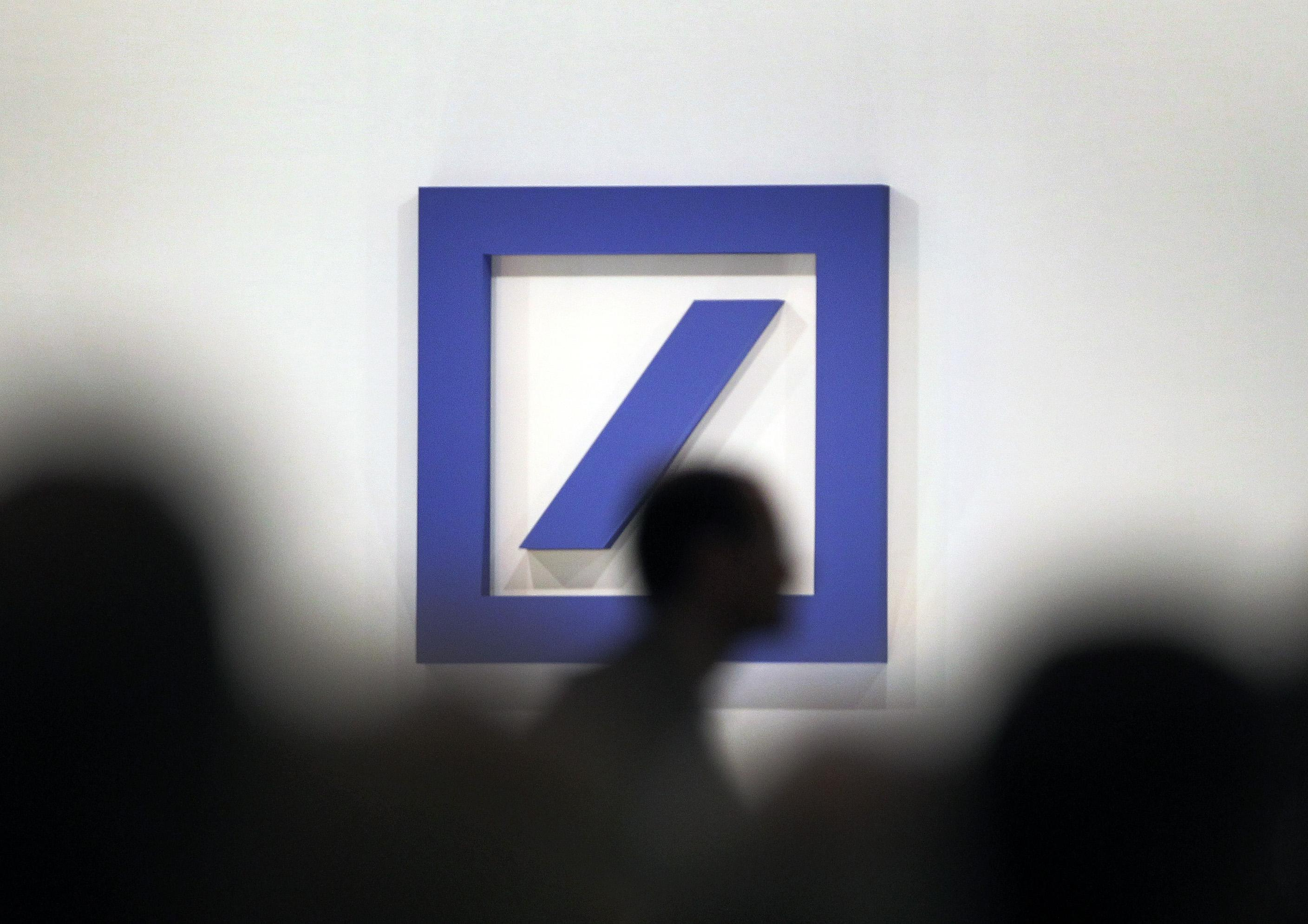 Deutsche Bank Fed stress test