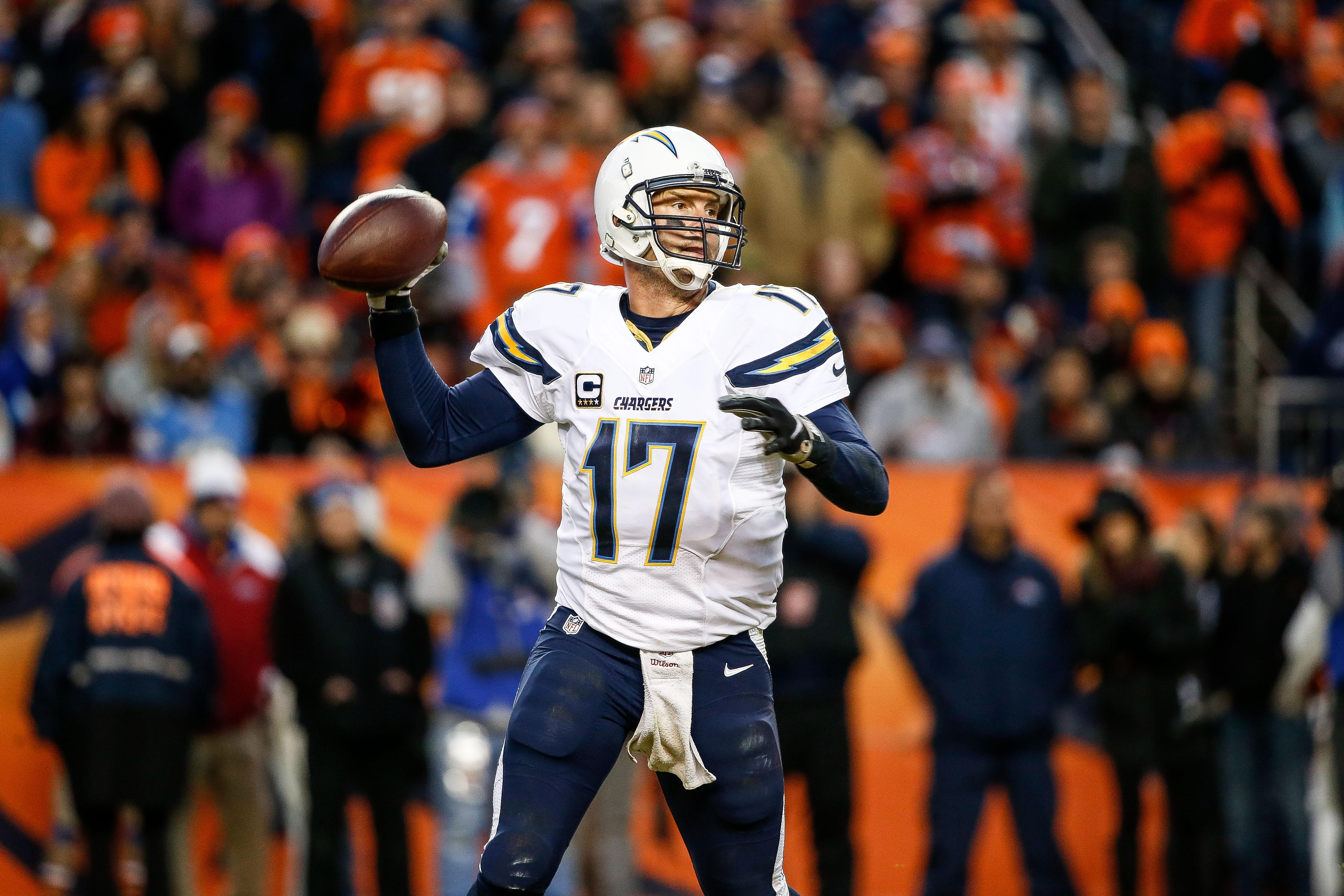 Philip Rivers, San Diego Chargers