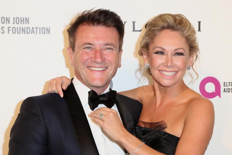 """Dancing With the Stars"" Kym Johnson and Robert Herjavec Wedding"