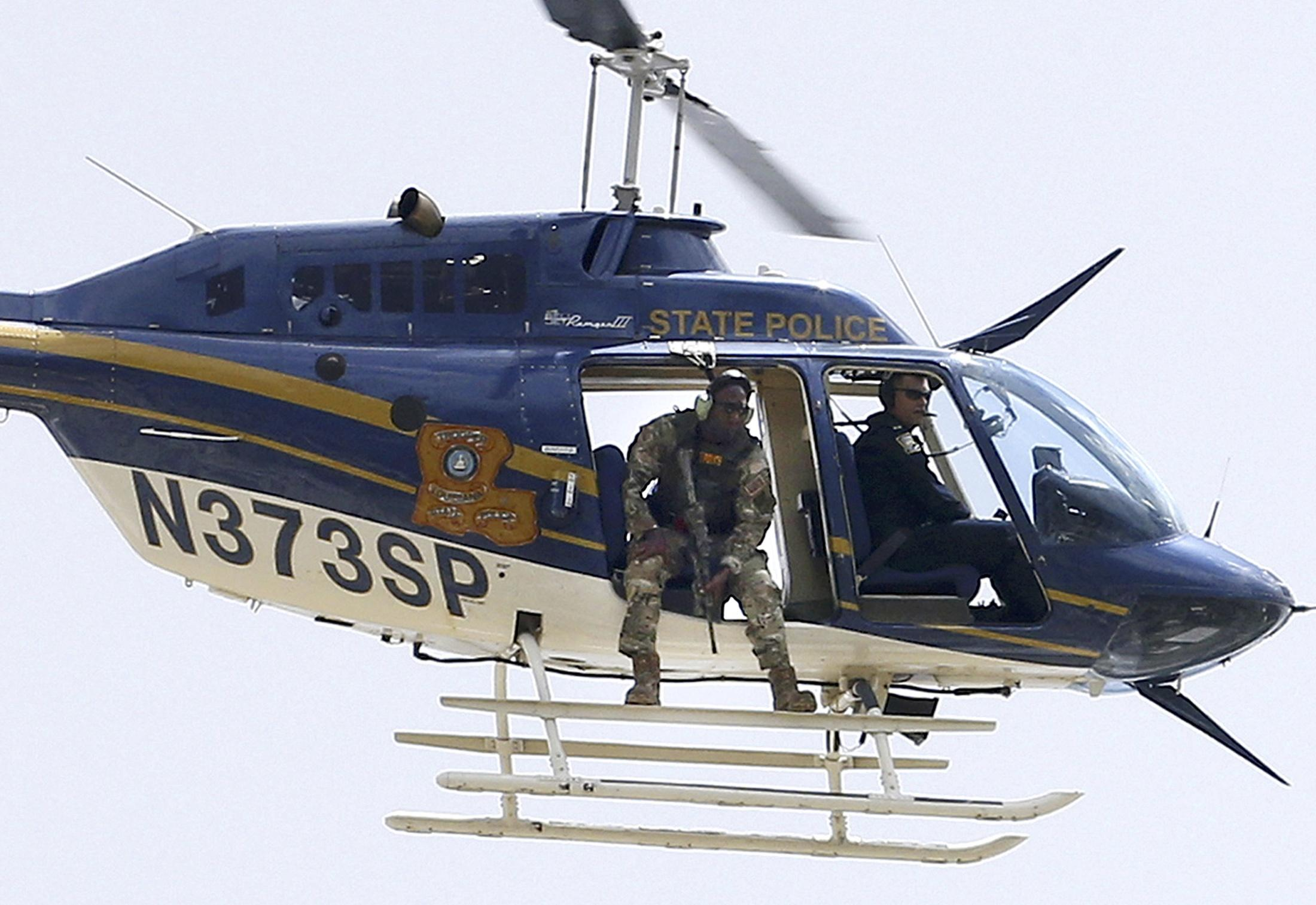 Baton Rouge Helicopter