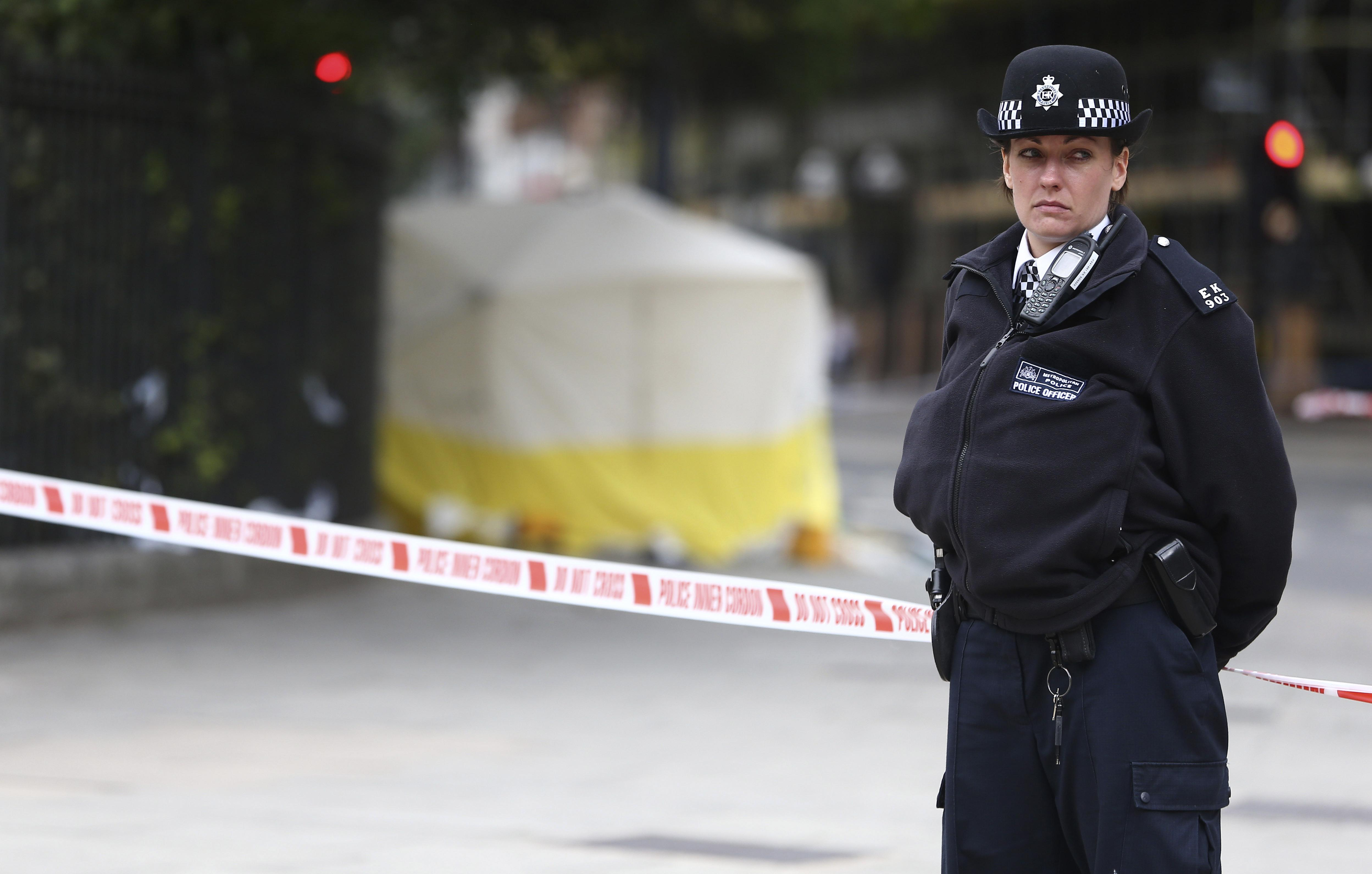 London Knife Attack