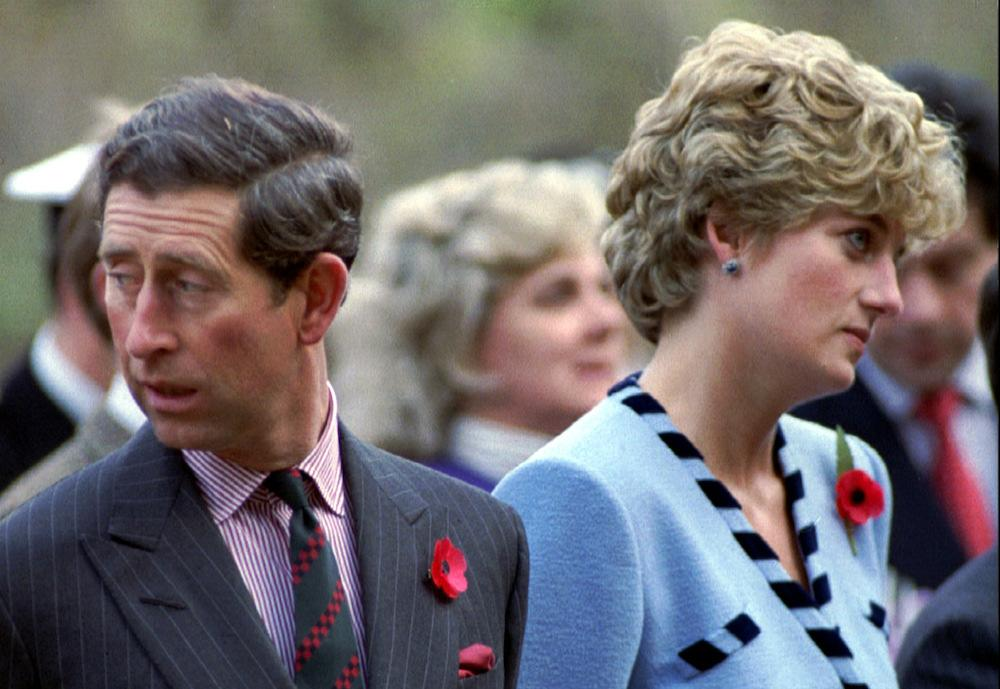 A Relationship In Crisis - Charles And Di, November 1992