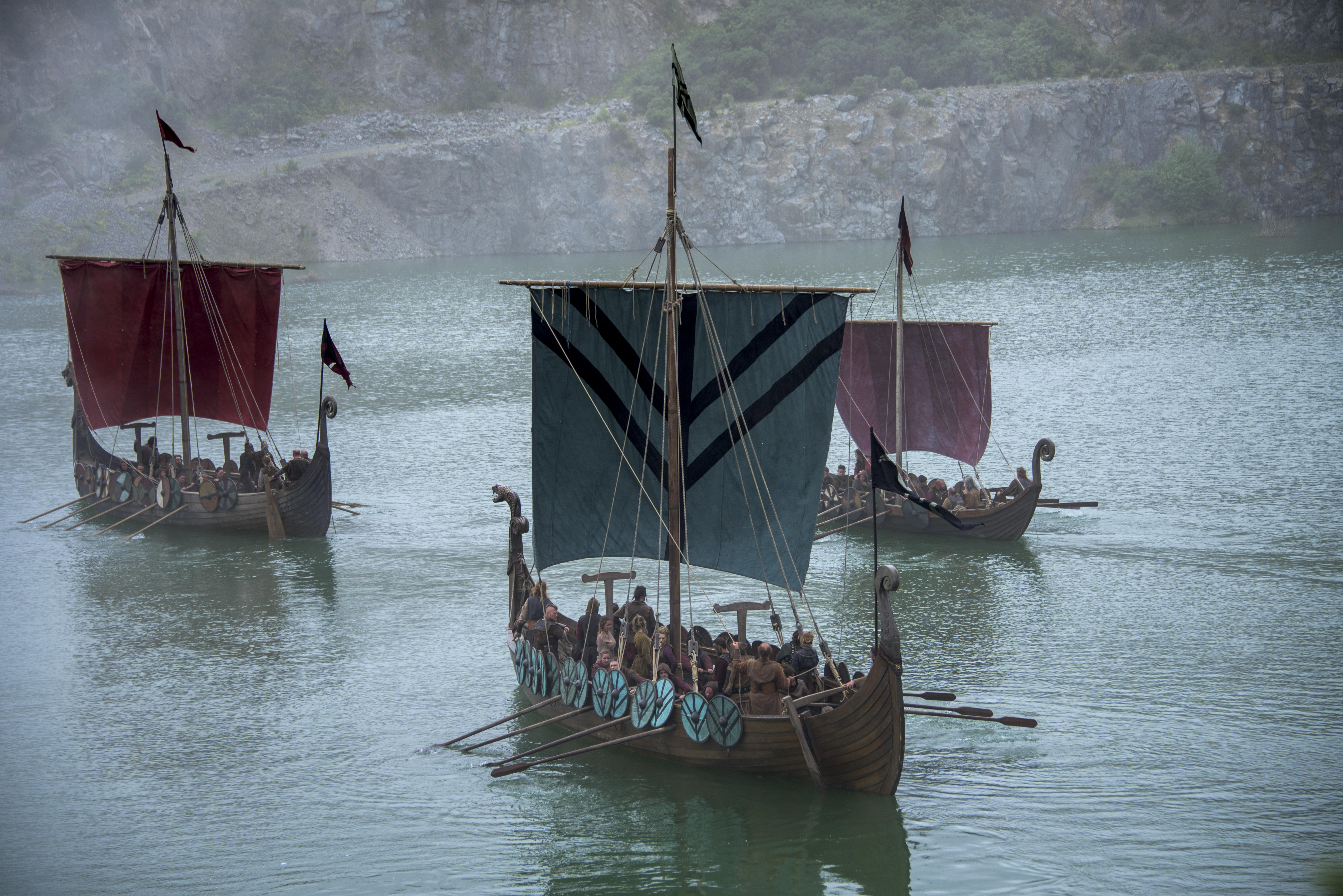 """Vikings"" Season 4 Spoilers"
