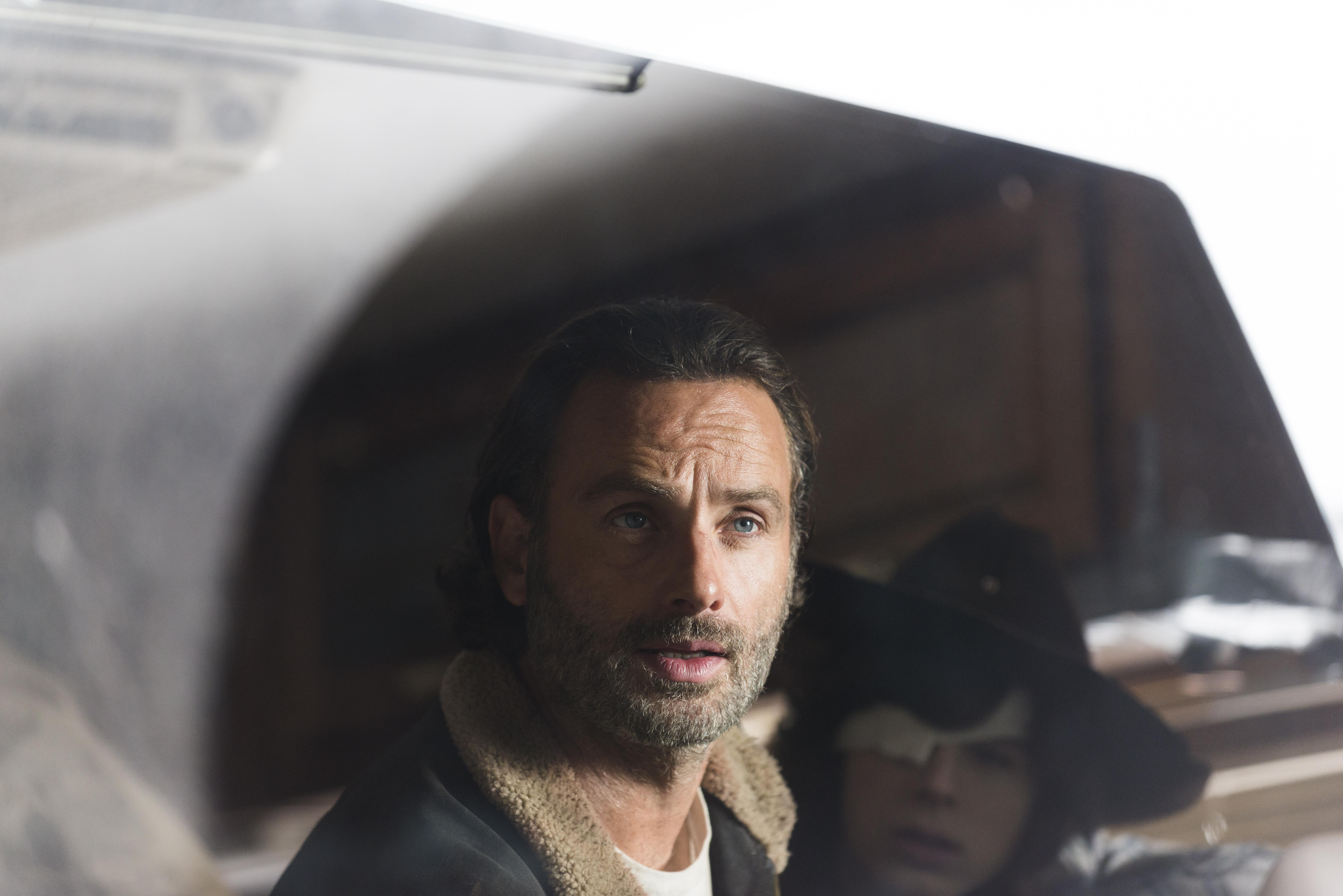"Rick, ""The Walking Dead"""