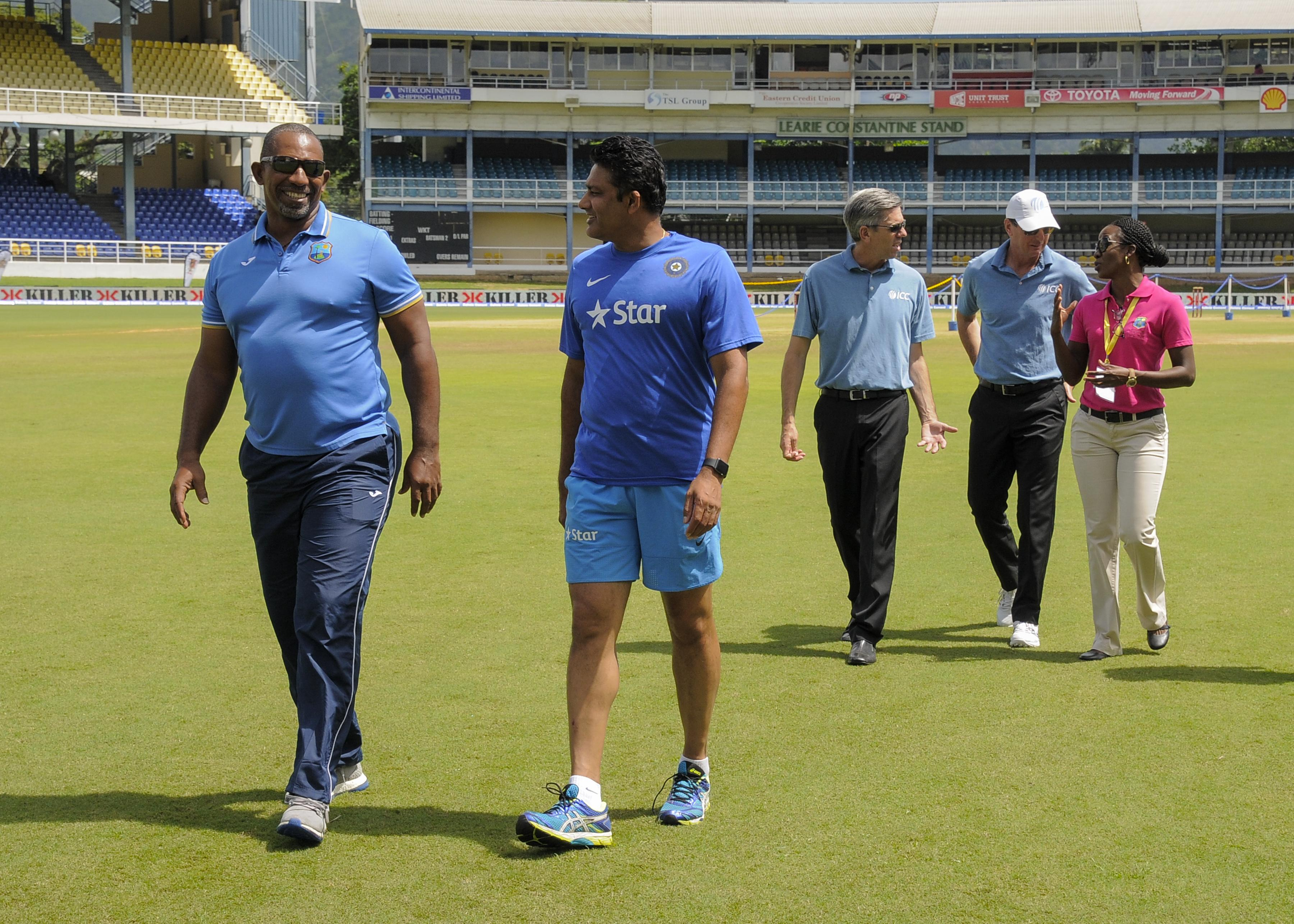Investigation into abandoned West Indies-India Test launched