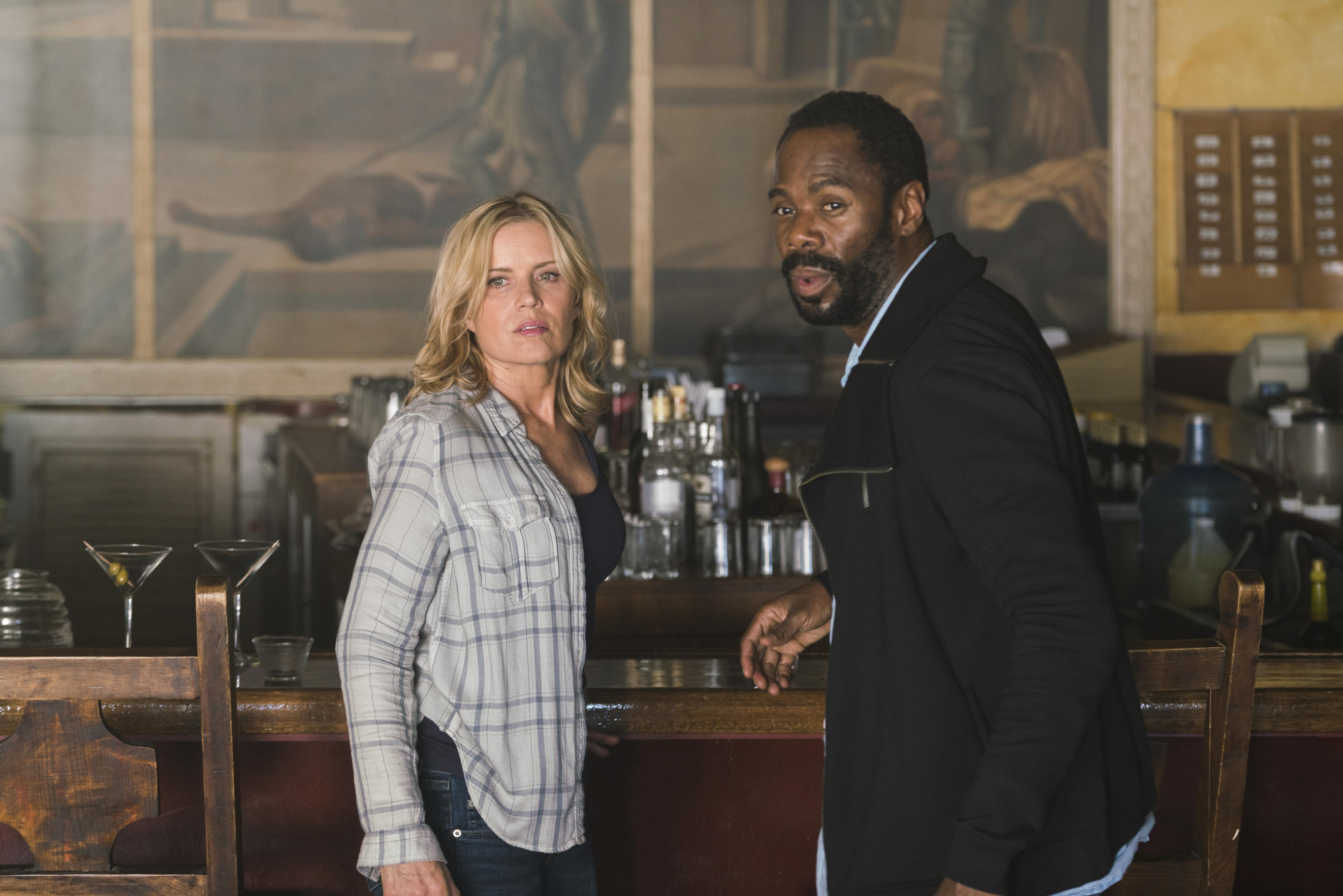 Fear the Walking Dead 2x9
