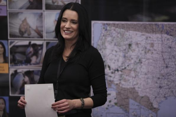 Paget Brewster is once again a series regular on 'Criminal Minds'