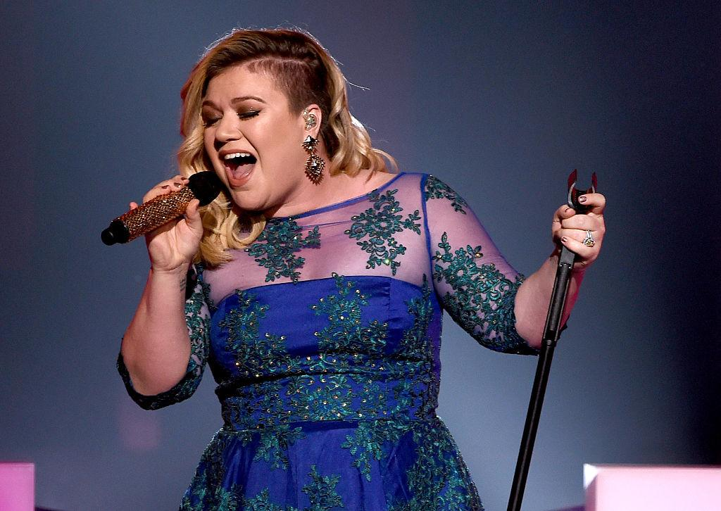 Kelly Clarkson remembers winning moment from 'American Idol'