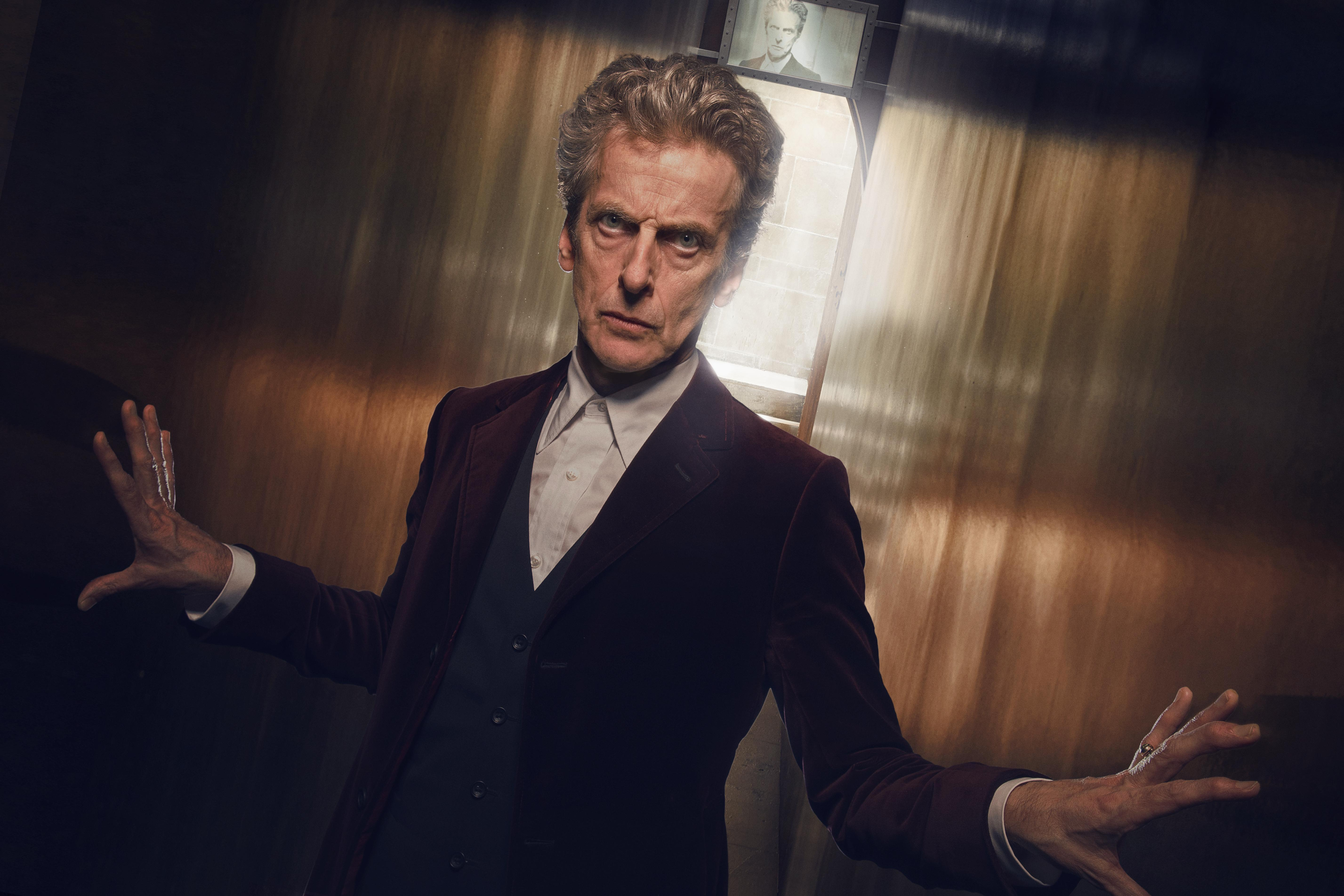 Doctor Who Season 10 release date