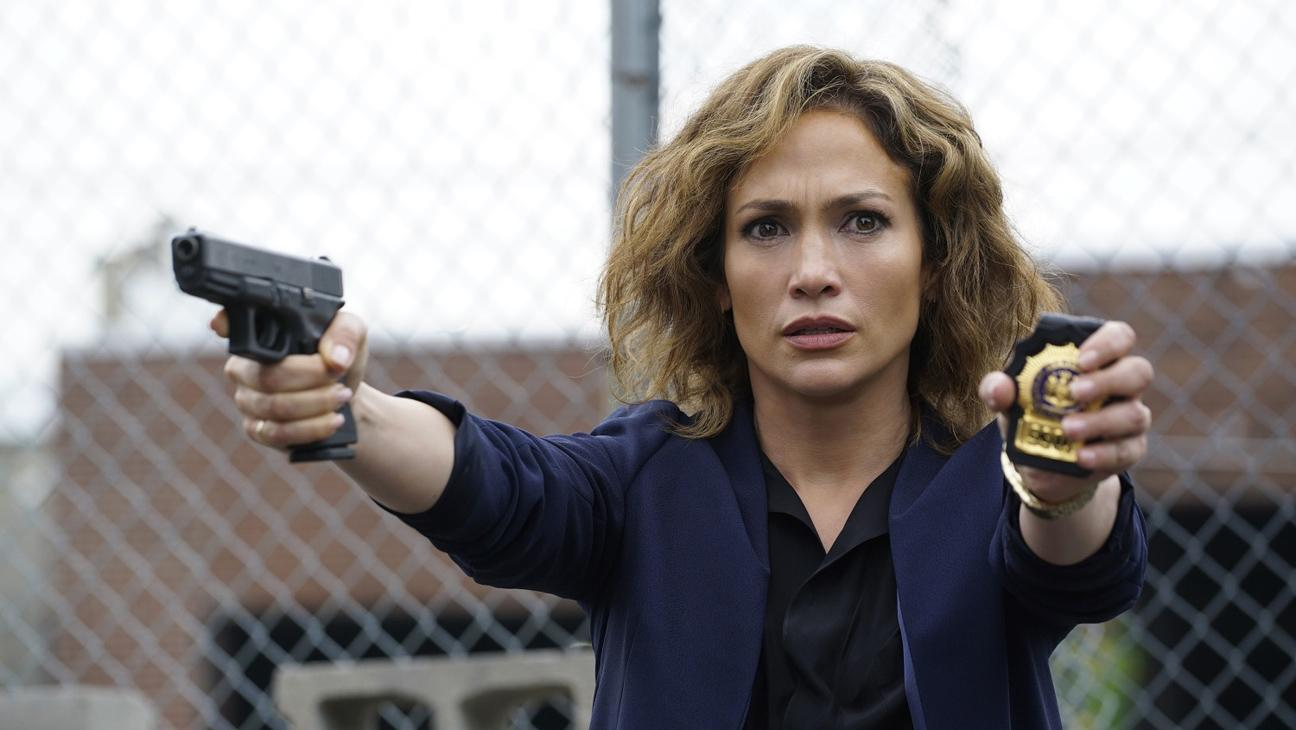 Jennifer Lopez as Harlee Santos in 'Shades Of Blue'