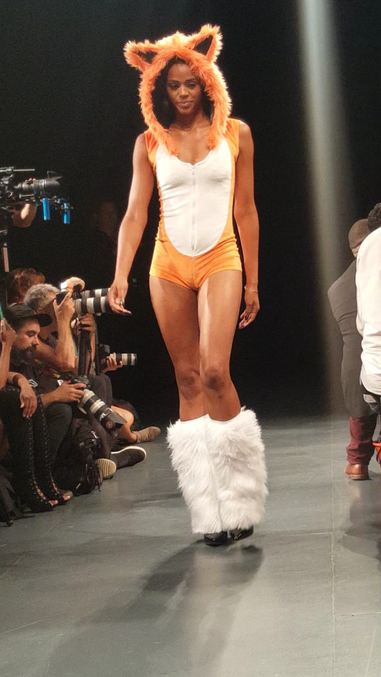 New York Fashion Week Has Its First Ever Halloween-Themed Show ...