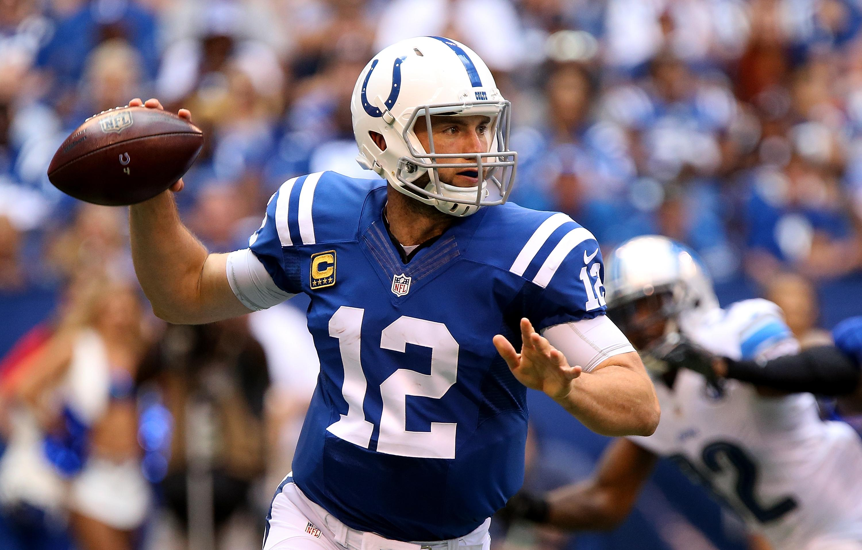 Andrew Luck Indianapolis Colts