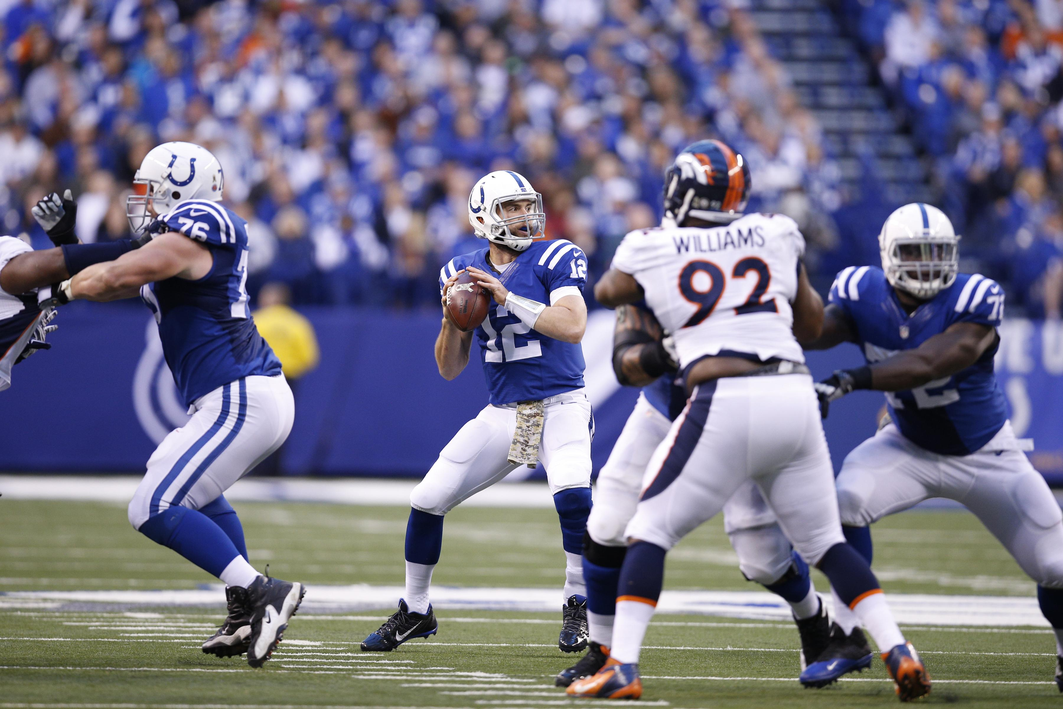 Indianapolis Colts Denver Broncos