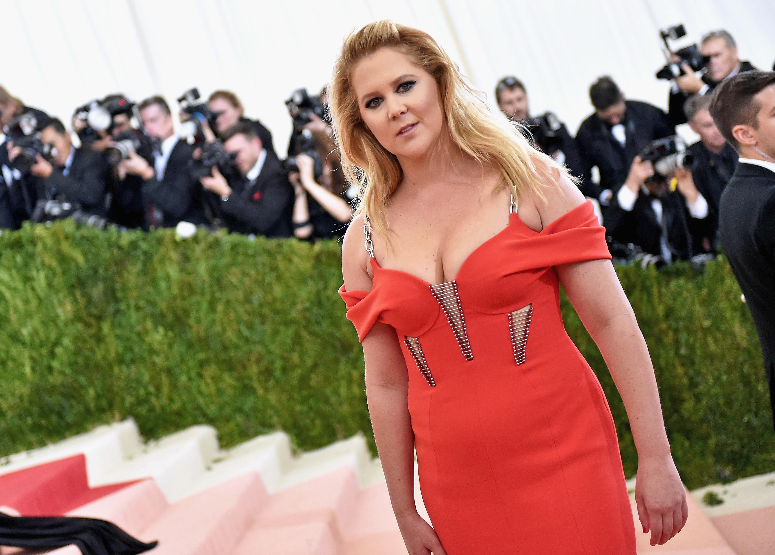 Amy Schumer tampon