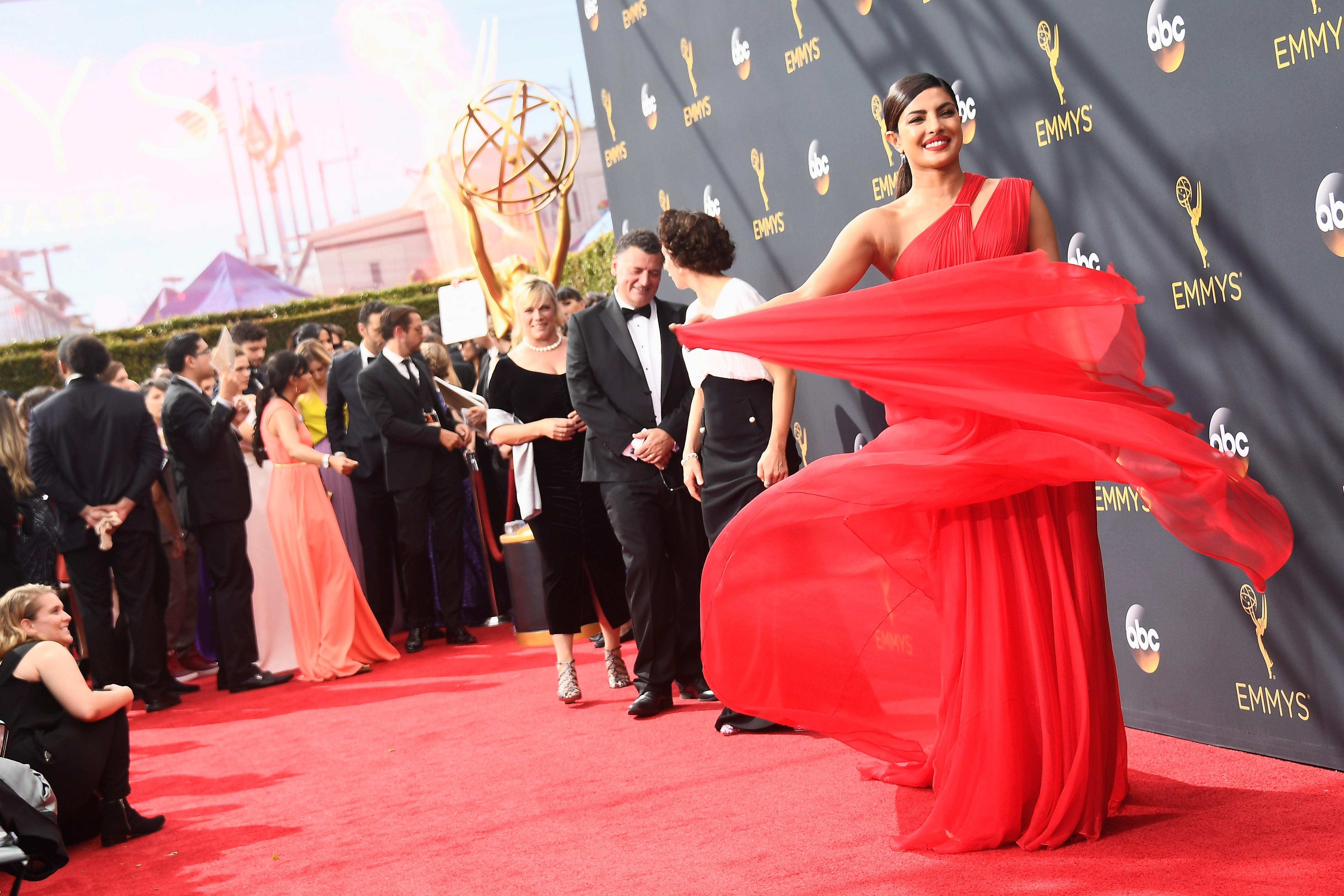 Best And Worst Dressed At The 2016 Emmys