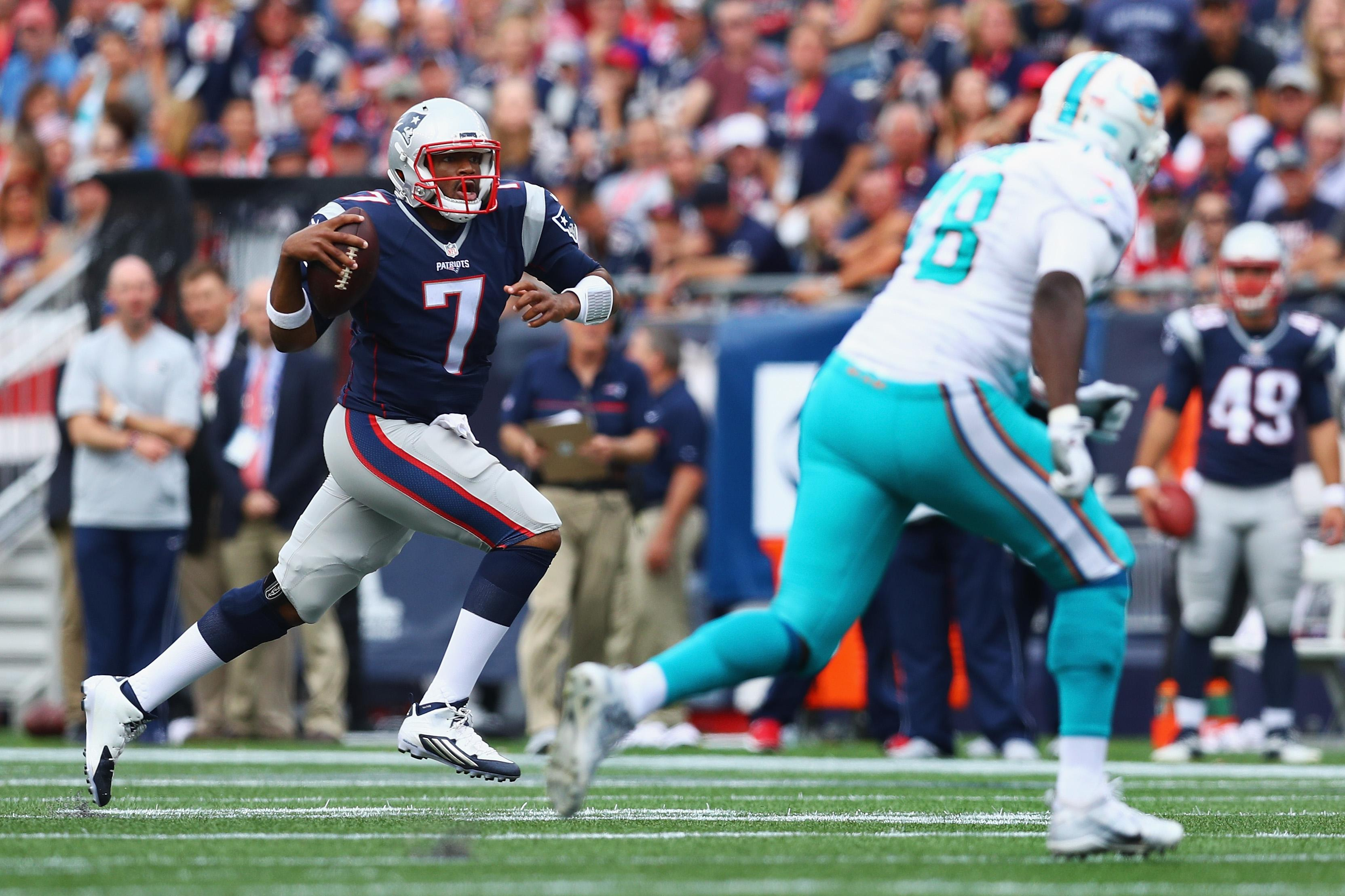 Jacoby Brissett New England Patriots