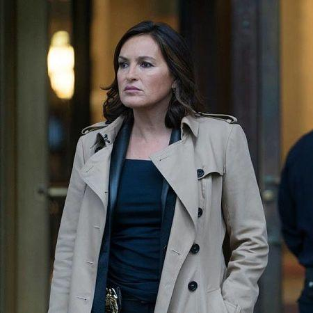 law and order svu mariska hargitay