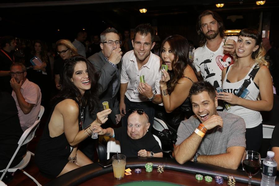 Get Lucky For Lupus LA Celebrity Poker Tournament.