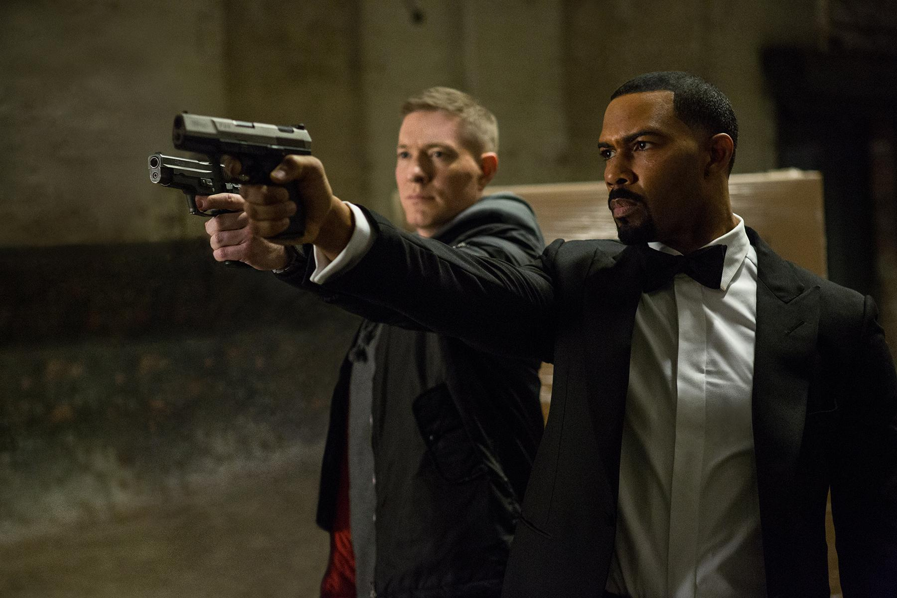 Joseph Sikora (as Tommy Egan), Omari Hardwick (as James 'Ghost' St. Patrick)