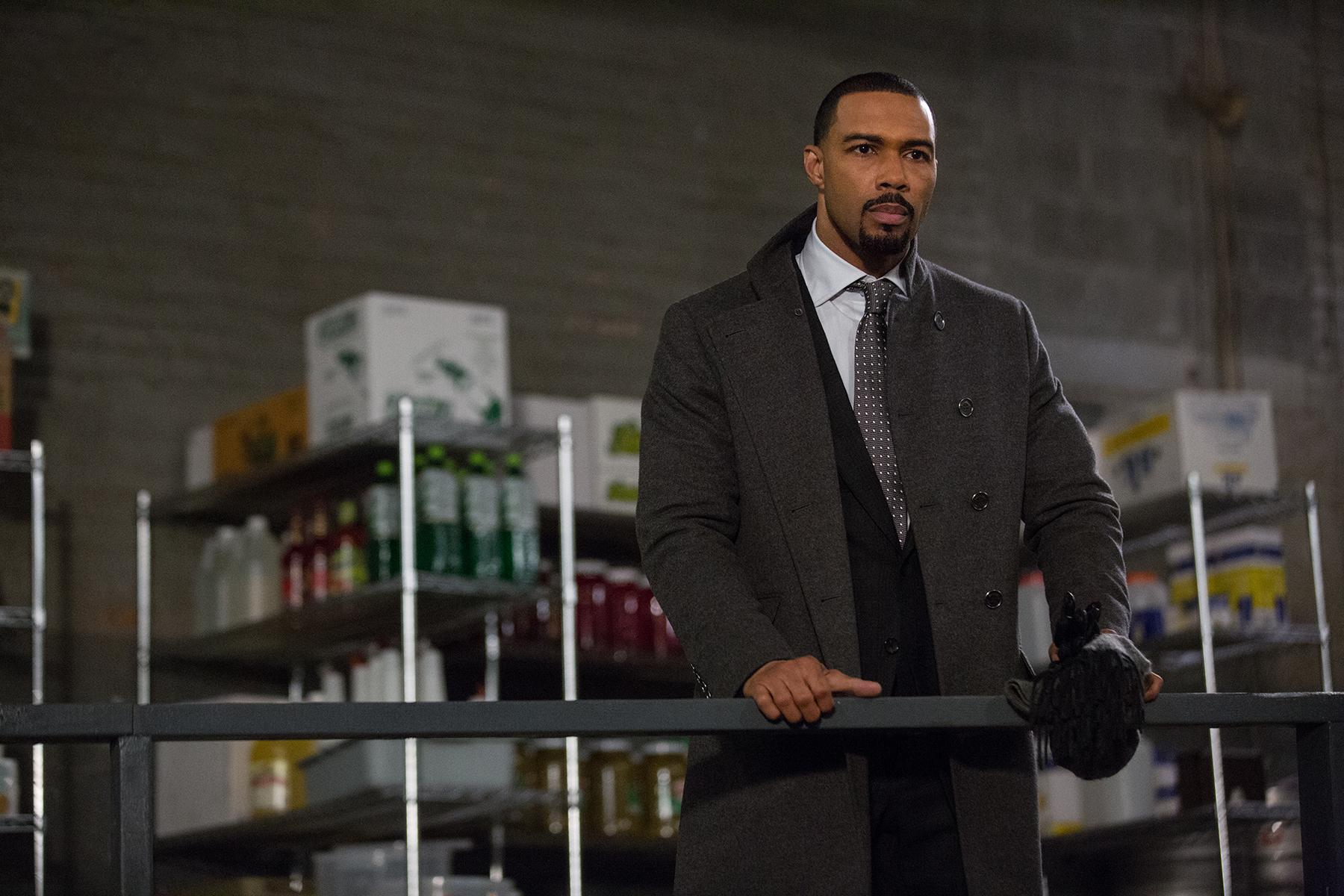 Omari Hardwick (as James 'Ghost' St