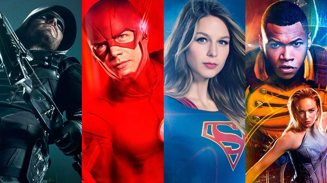 CW's DC TV Shows