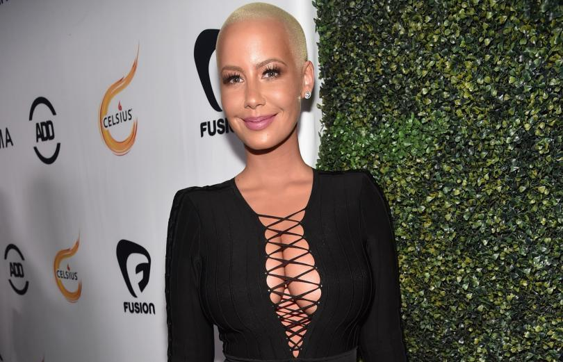 Dancing With the Stars Amber Rose