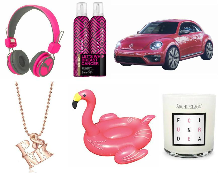 It's Breast Cancer Awareness Month - Time To Shop For A Good Cause!