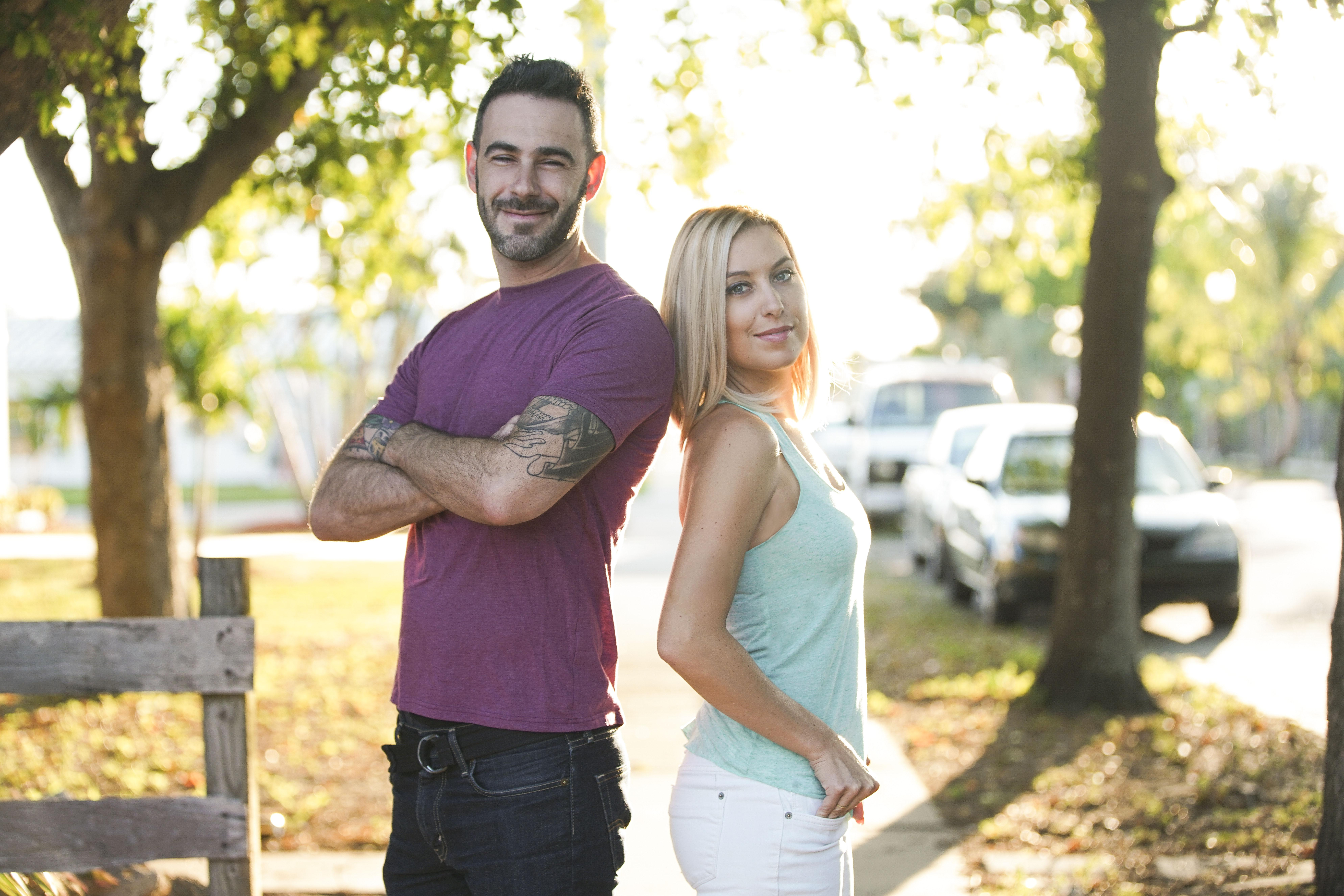 Married at First Sight Derek and Heather