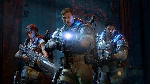 gears of war 4 xbox one release date