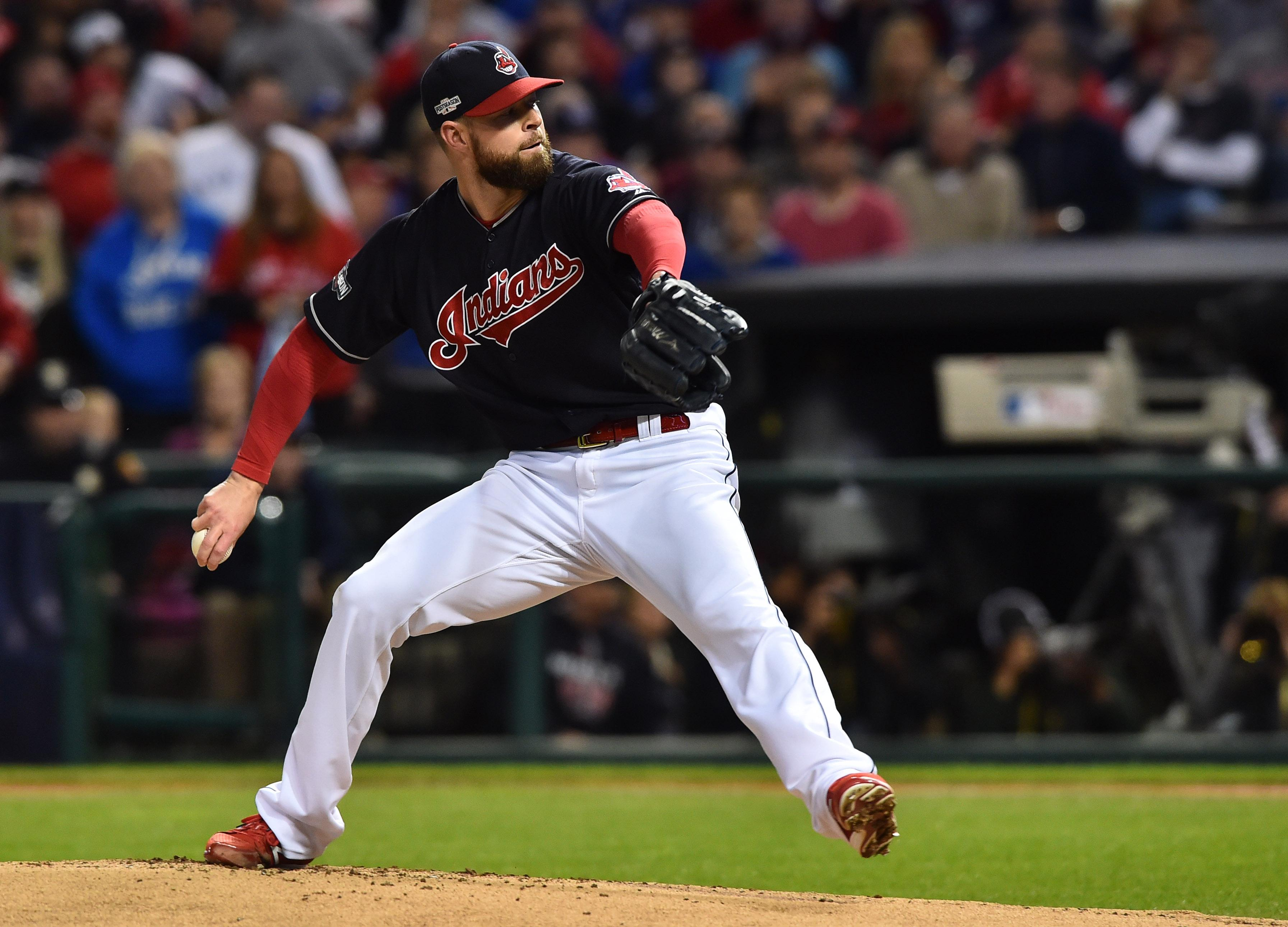 Corey Kluber Cleveland Indians