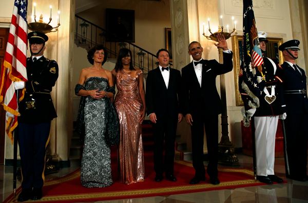 President Obama hosts the final White House State Dinner of his presidency.
