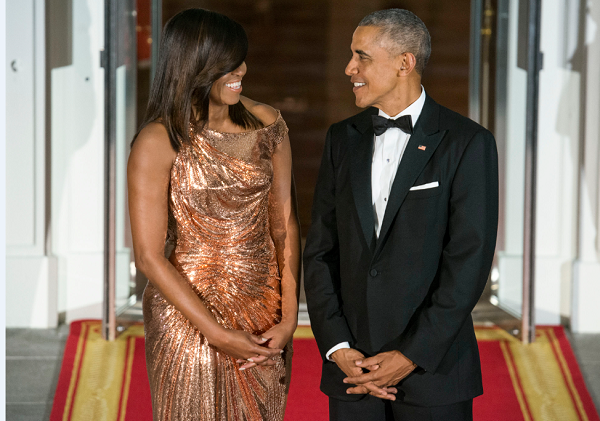 President Obama hosts the last White House State Dinner of his presidency.