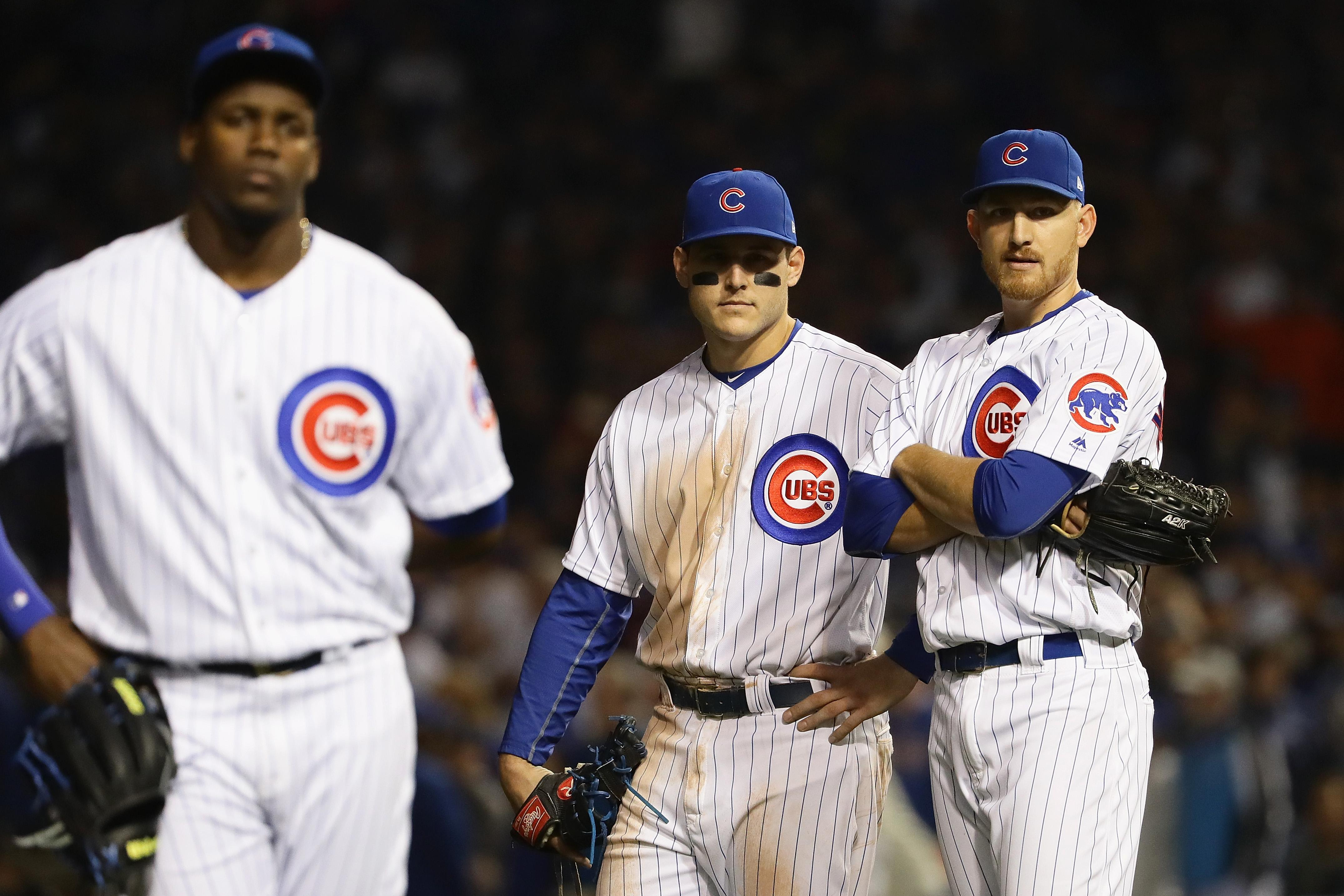 Jorge Soler Anthony Rizzo