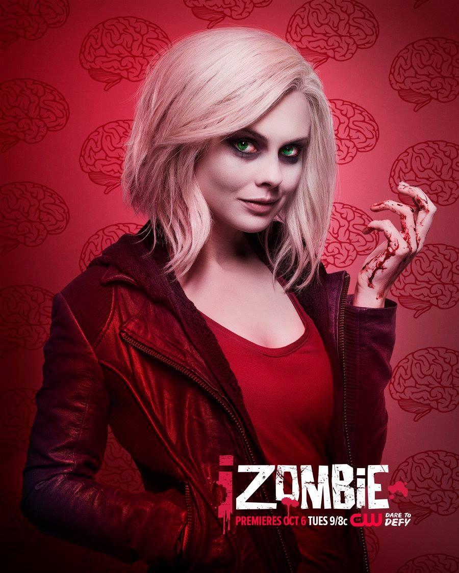 Rose McIver as Liv
