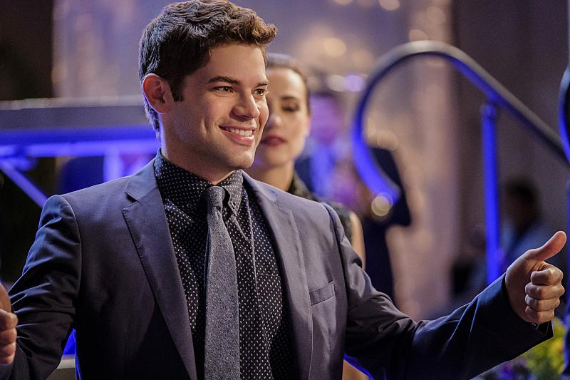 Jeremy Jordan as Winn