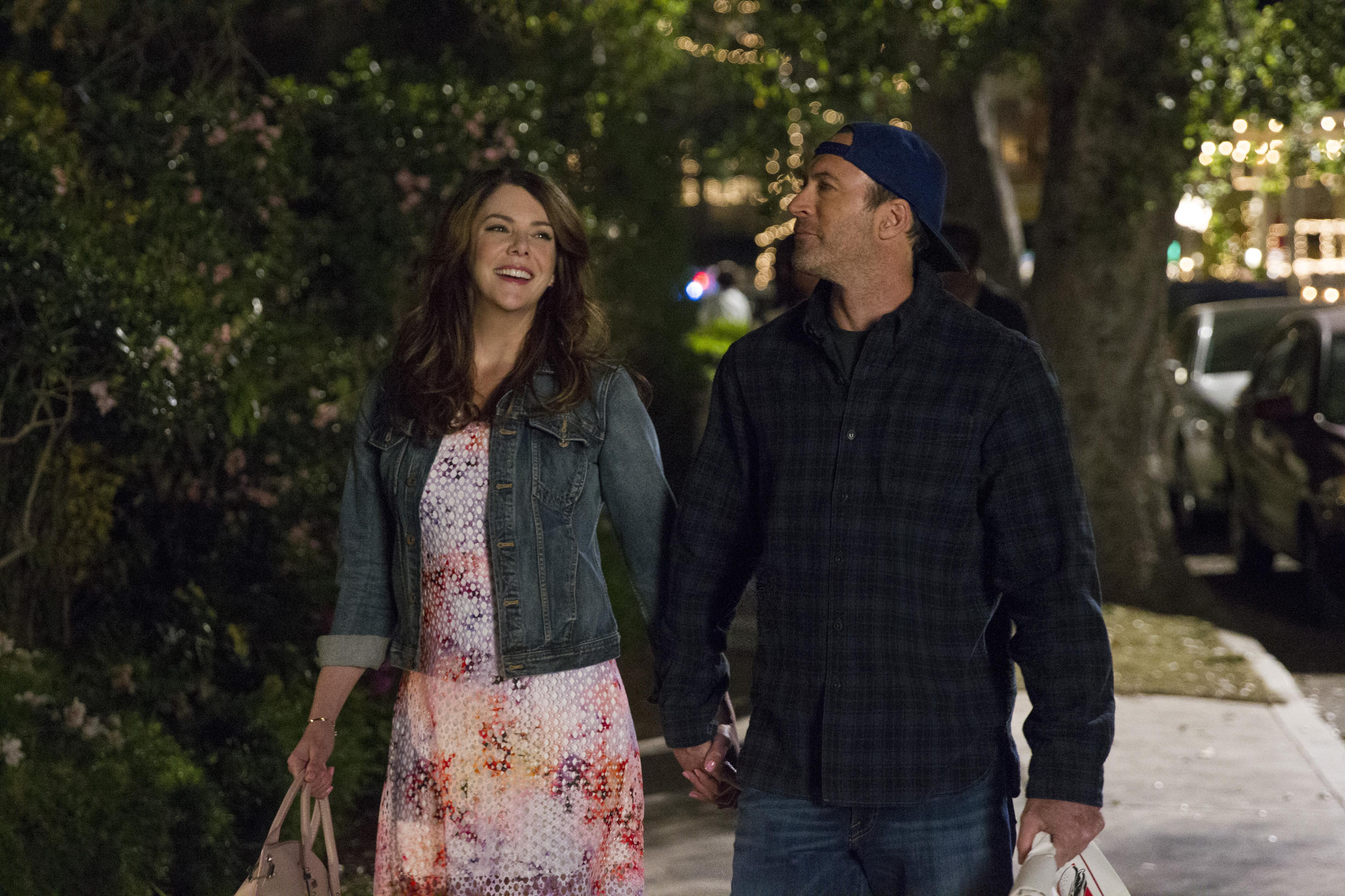 how to watch Gilmore Girls Revival