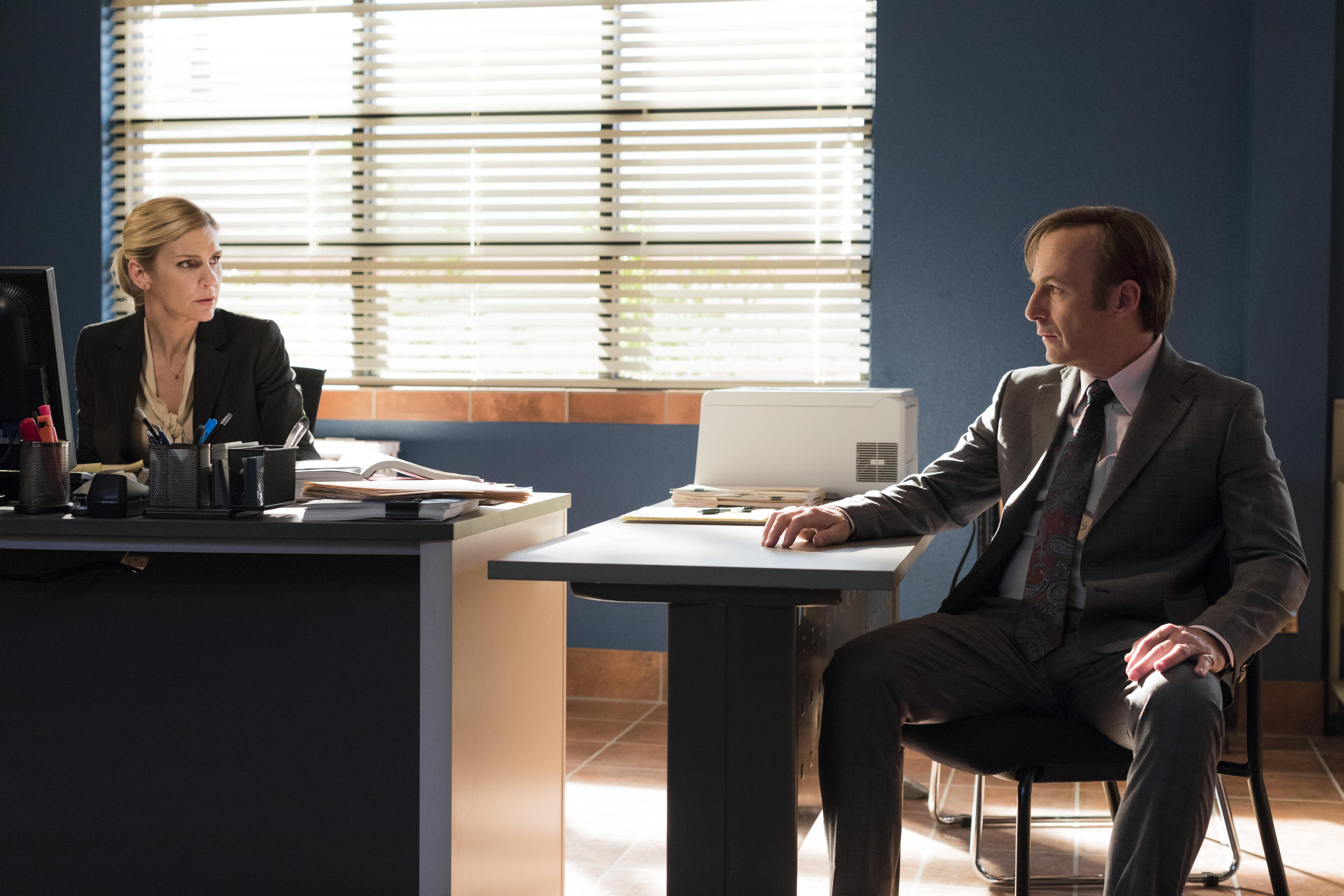 the season premiere of AMC's Breaking Bad spin-off, Better Call Saul ...