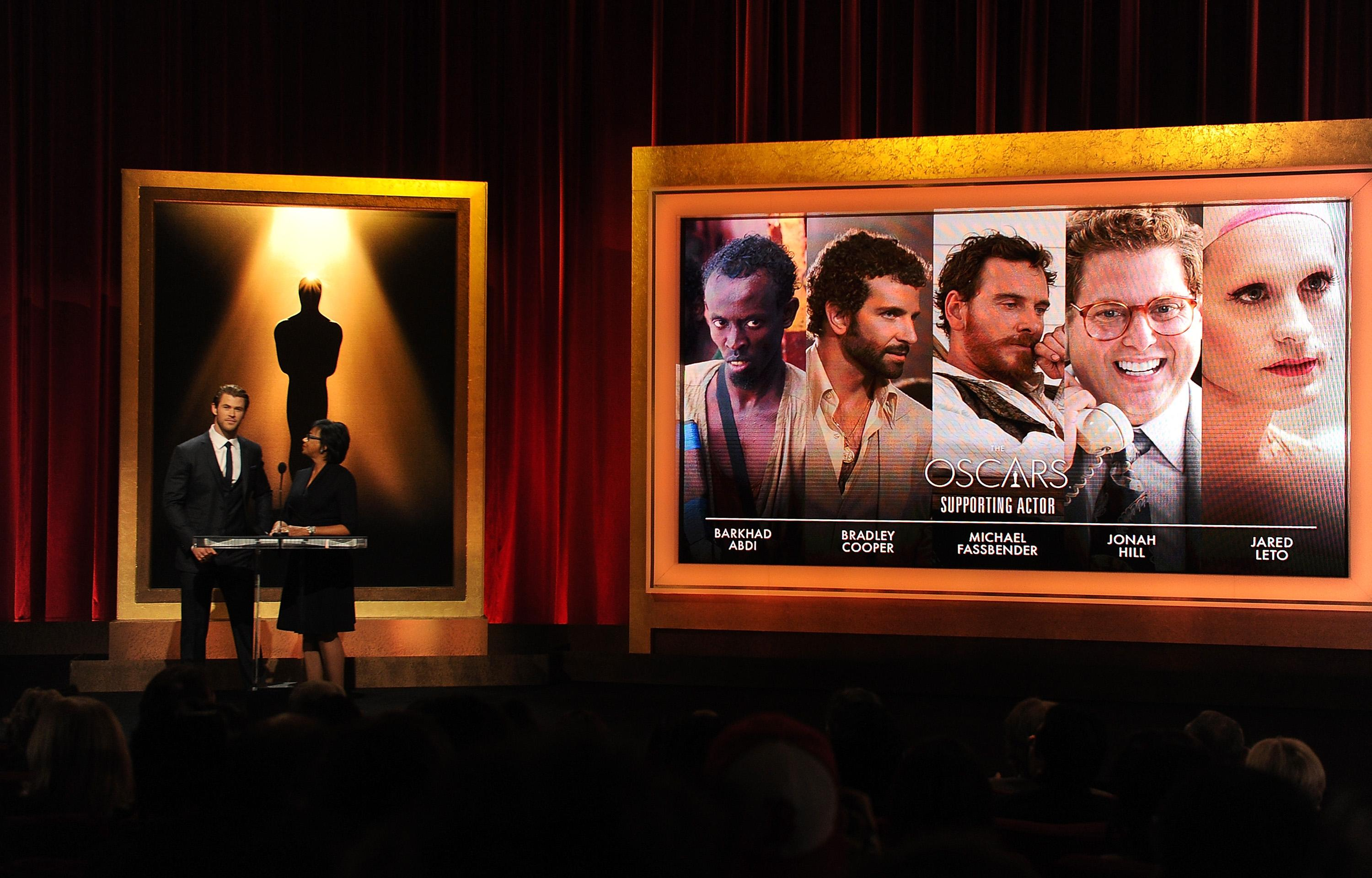 Ten takeaways from this year's Oscar nominations