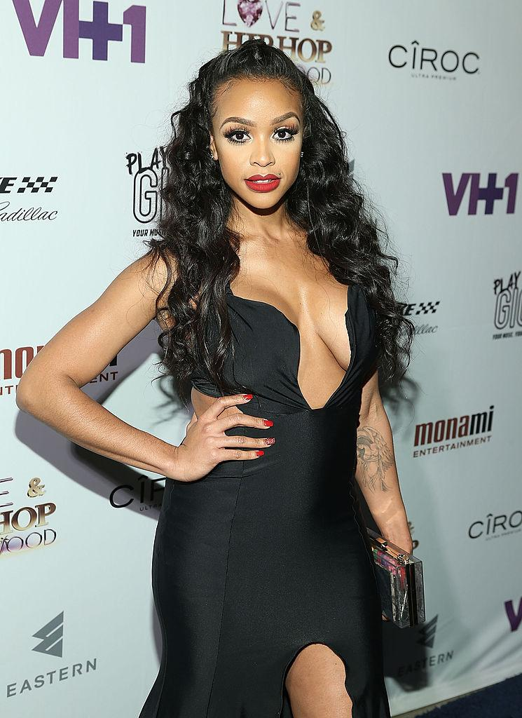 'Love & Hip Hop: Hollywood' Star Masika Kalysha Denies ...