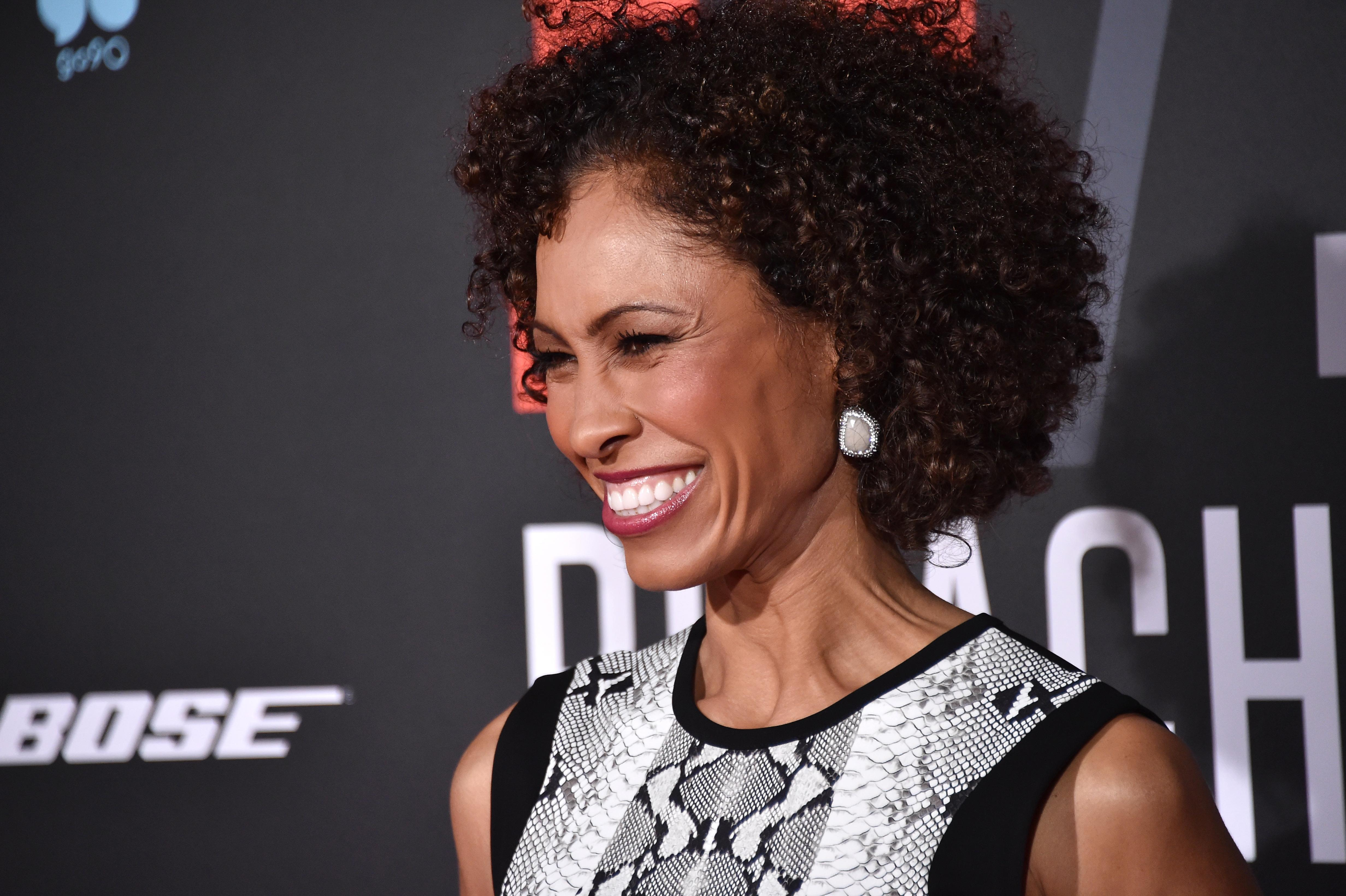 Sage Steele ripped for complaining about airport protests making her life tougher