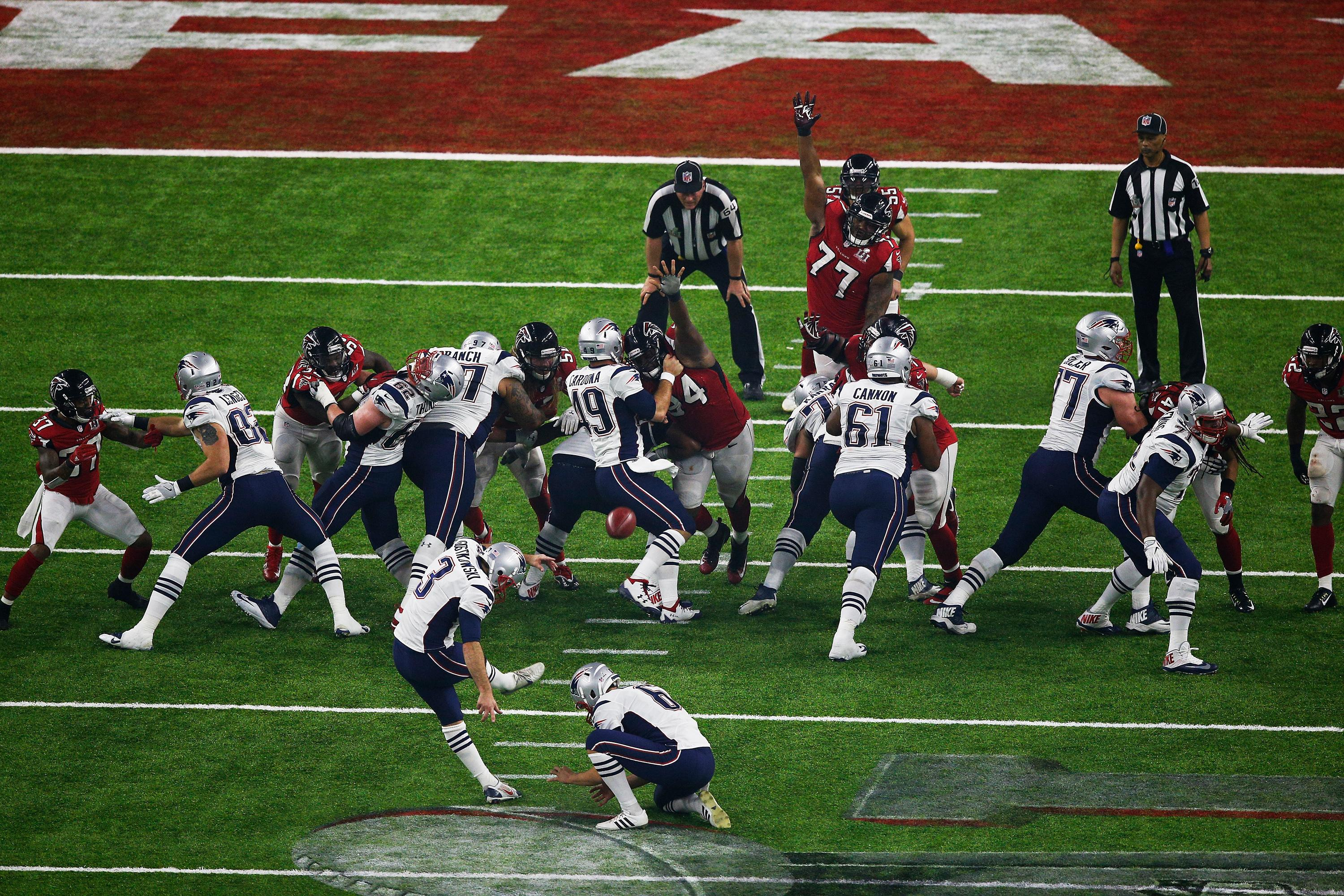 Super Bowl 51: 10 incredible stats from Patriots' win over Falcons