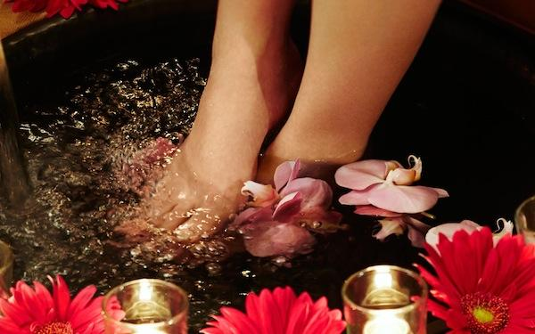 Beverly Hills Pedicure at Spa Montage